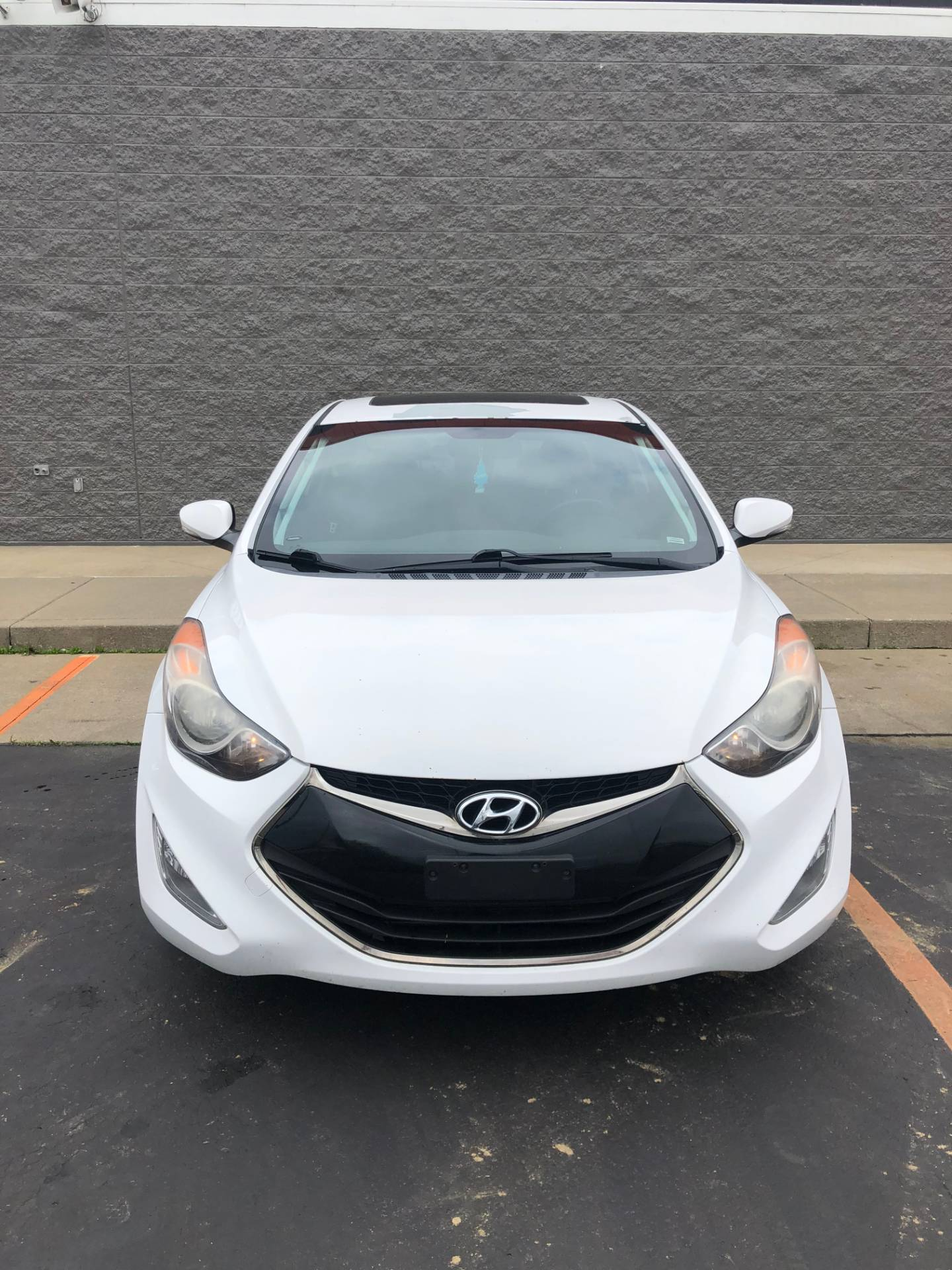 2013 Hyundai ELANTRA in Marion, Illinois - Photo 2