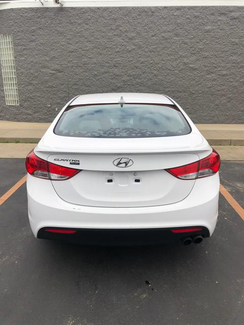 2013 Hyundai ELANTRA in Marion, Illinois - Photo 4