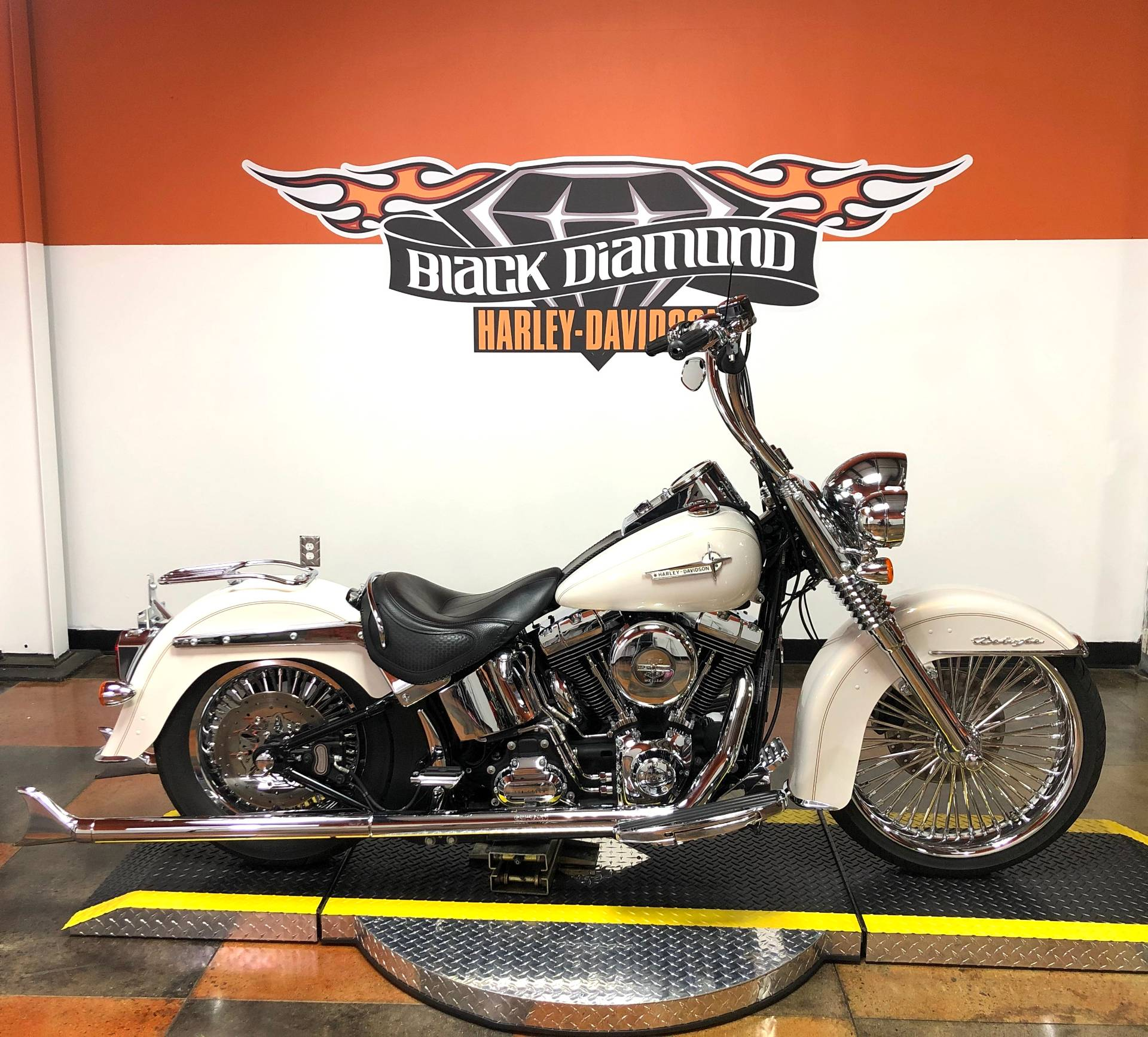 2014 Harley-Davidson Softail® Deluxe in Marion, Illinois - Photo 1