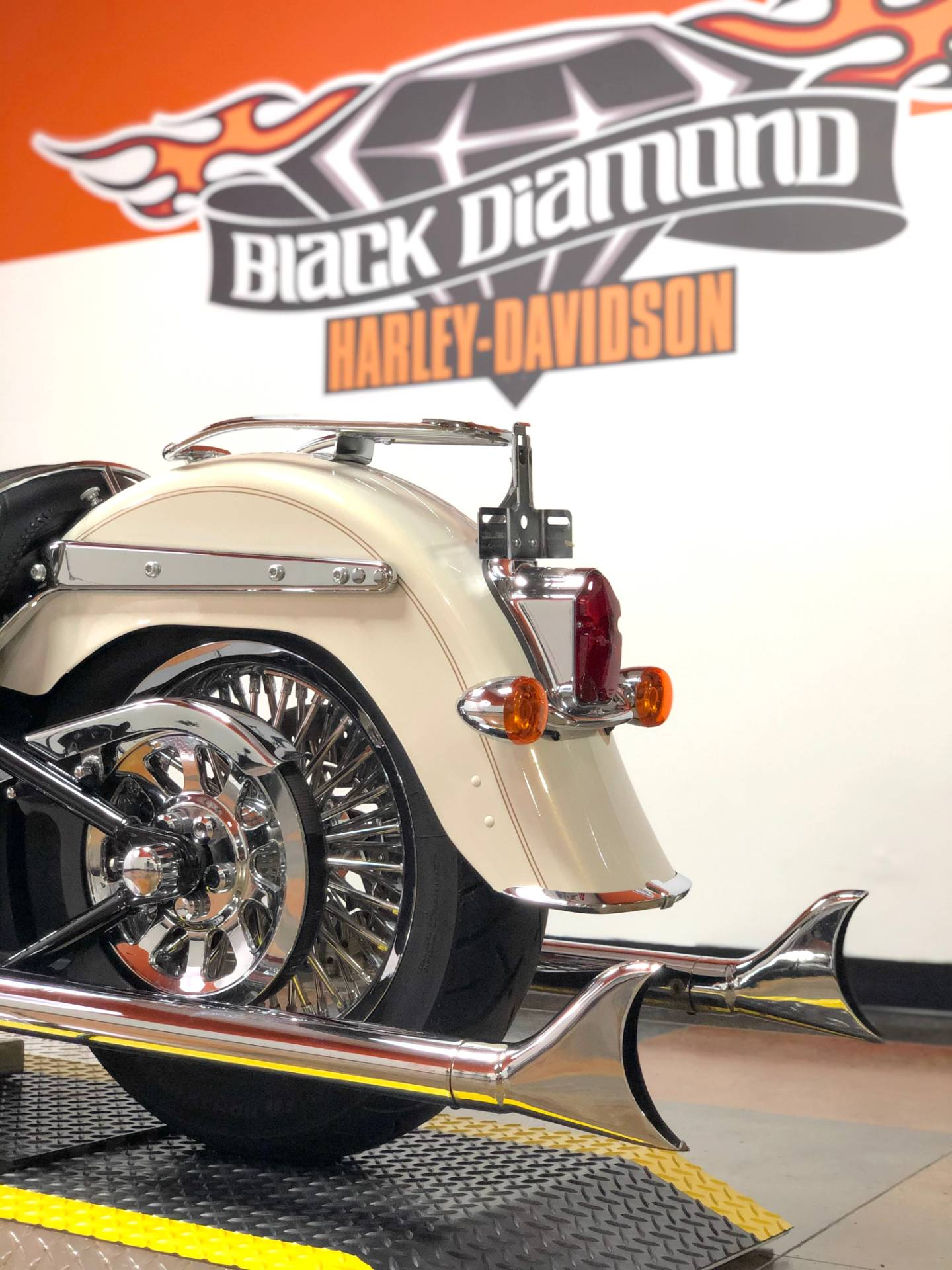 2014 Harley-Davidson Softail® Deluxe in Marion, Illinois - Photo 9