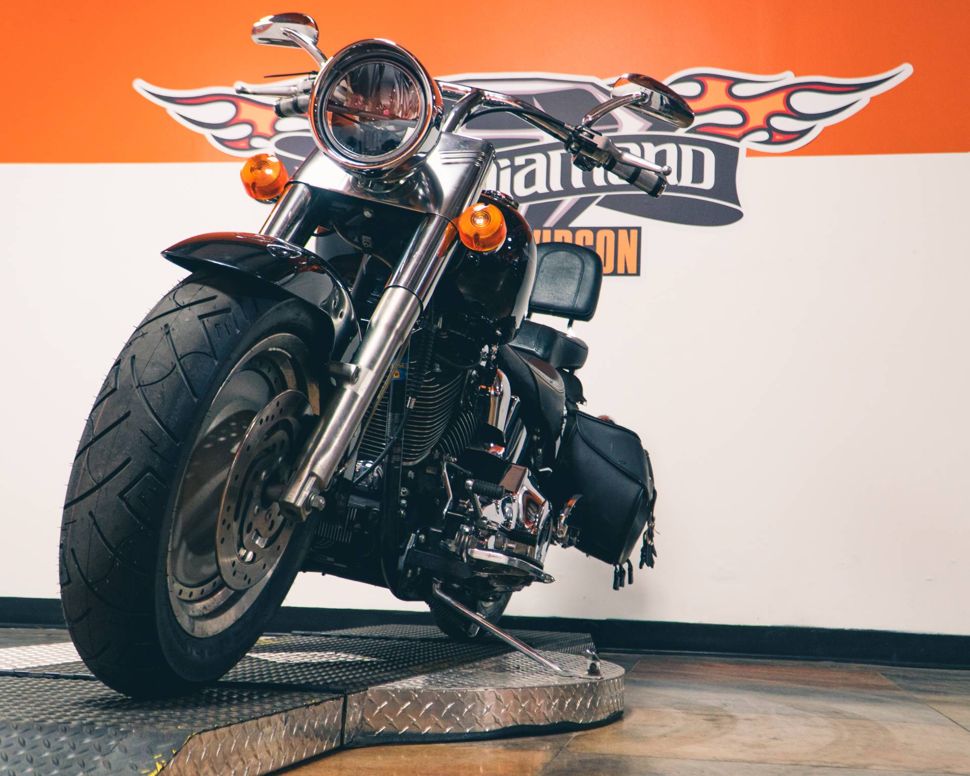 2000 Harley-Davidson FLSTF Fat Boy® in Marion, Illinois - Photo 2