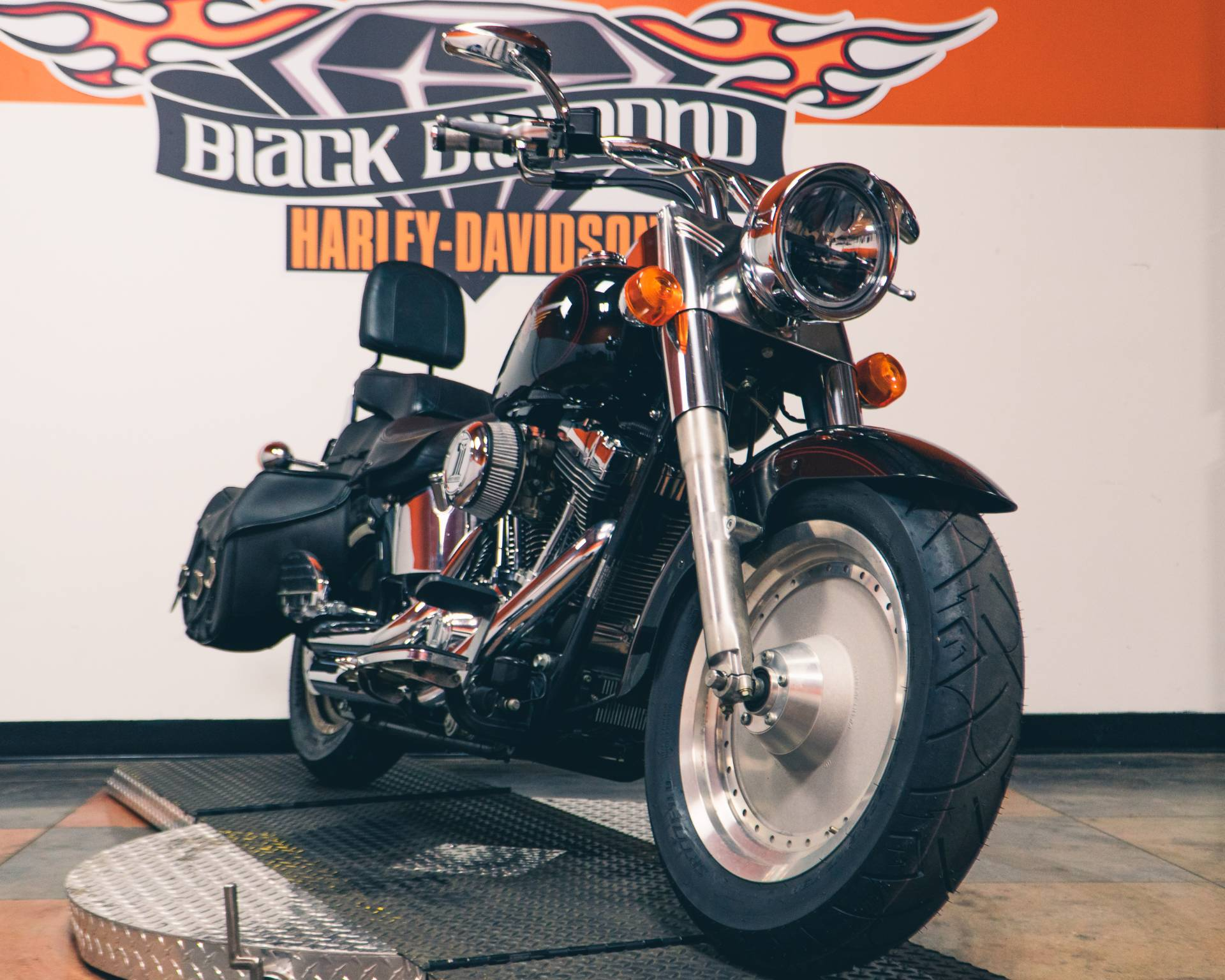 2000 Harley-Davidson FLSTF Fat Boy® in Marion, Illinois - Photo 12