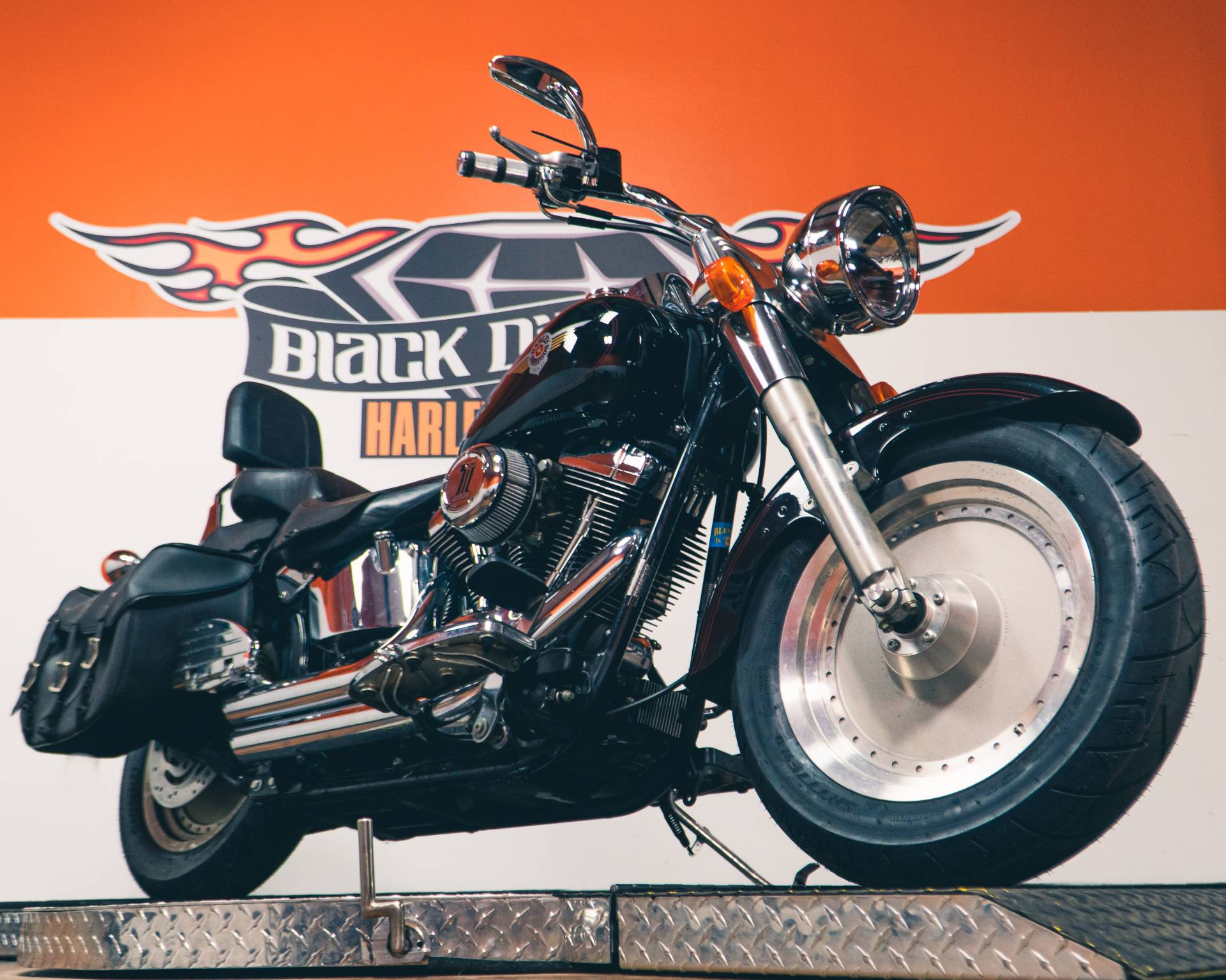 2000 Harley-Davidson FLSTF Fat Boy® in Marion, Illinois - Photo 1
