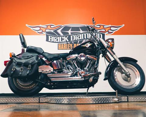 2000 Harley-Davidson FLSTF Fat Boy® in Marion, Illinois - Photo 3
