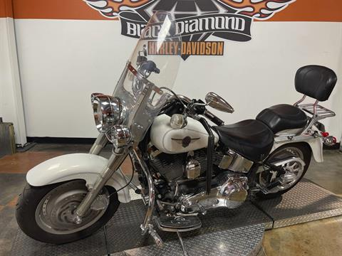 2001 Harley-Davidson FLSTF/FLSTFI Fat Boy® in Marion, Illinois - Photo 4
