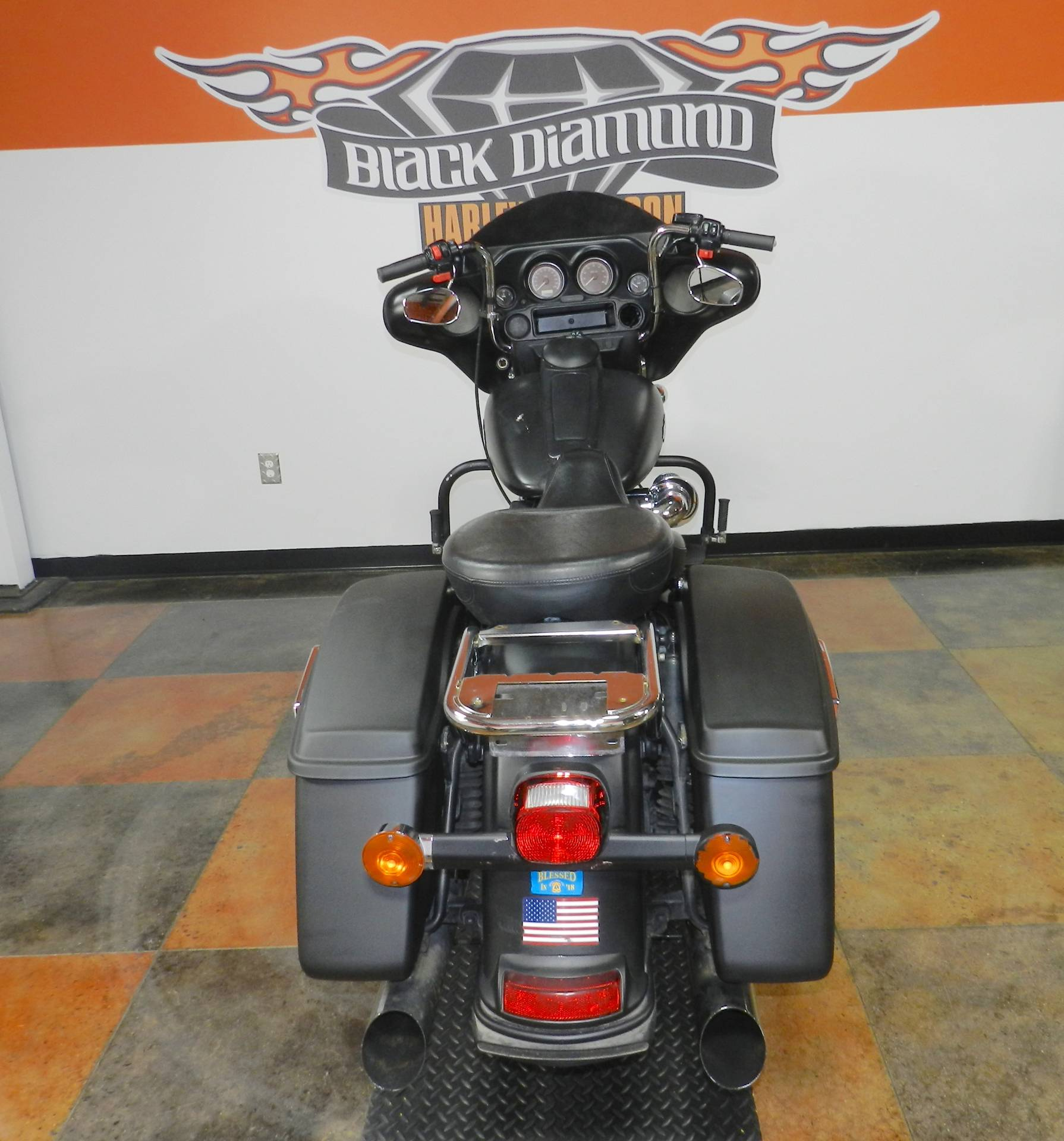 2011 Harley-Davidson Police Electra Glide® in Marion, Illinois - Photo 4