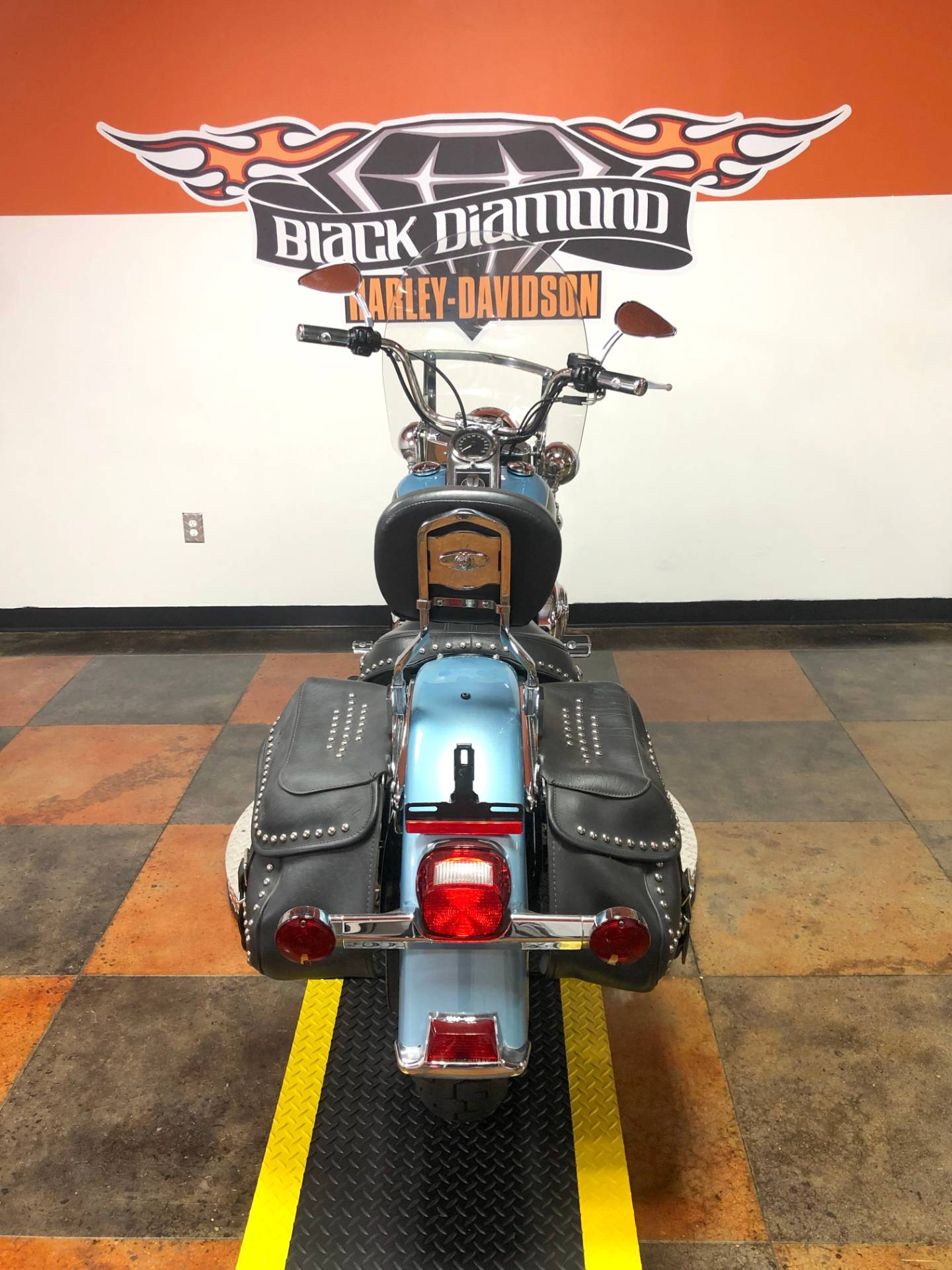 2007 Harley-Davidson Heritage Softail® Classic in Marion, Illinois - Photo 4