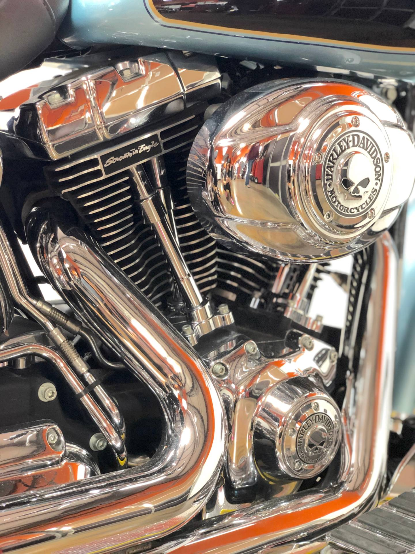 2007 Harley-Davidson Heritage Softail® Classic in Marion, Illinois - Photo 5