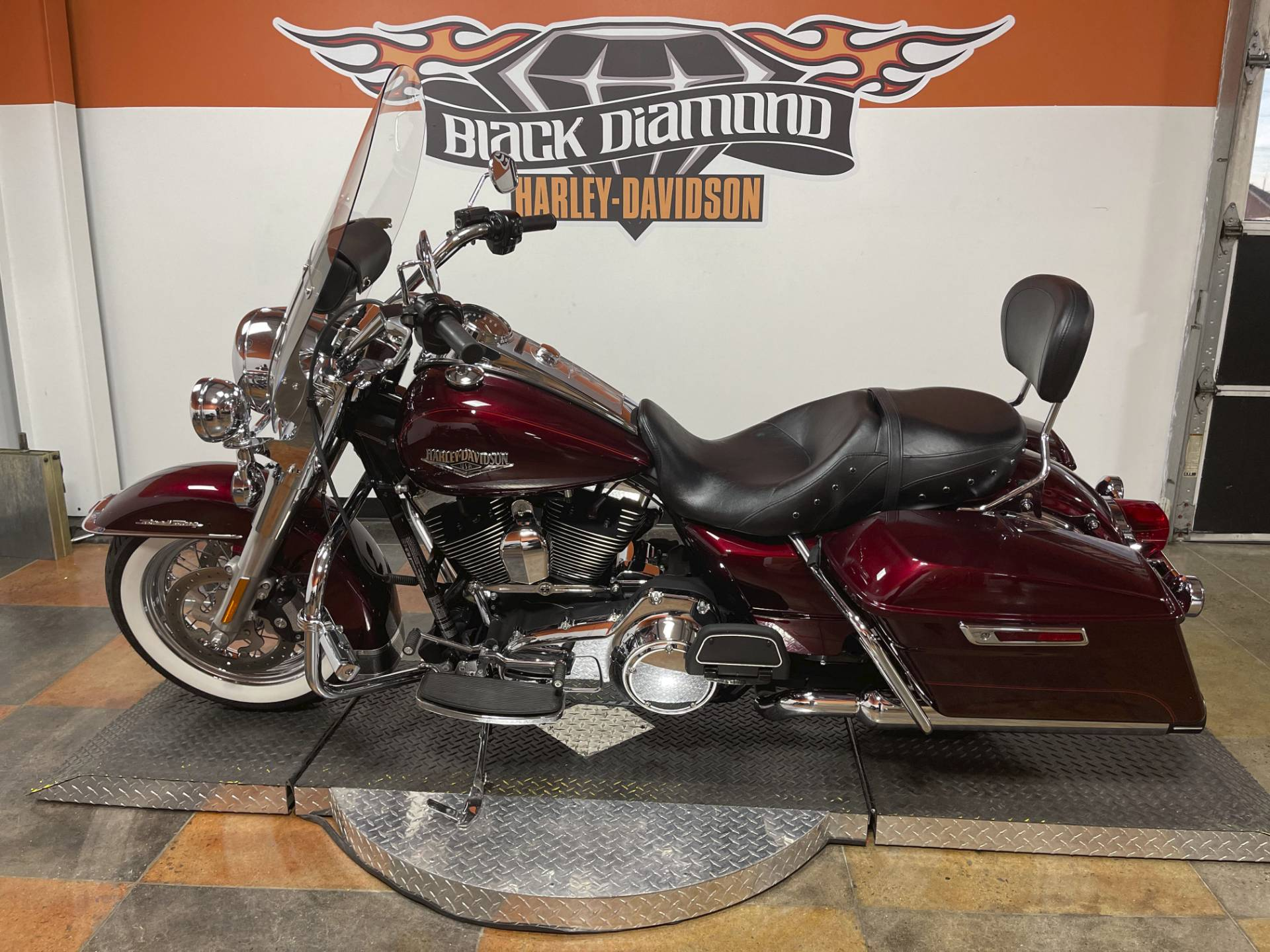 2014 Harley-Davidson Road King® in Marion, Illinois - Photo 12