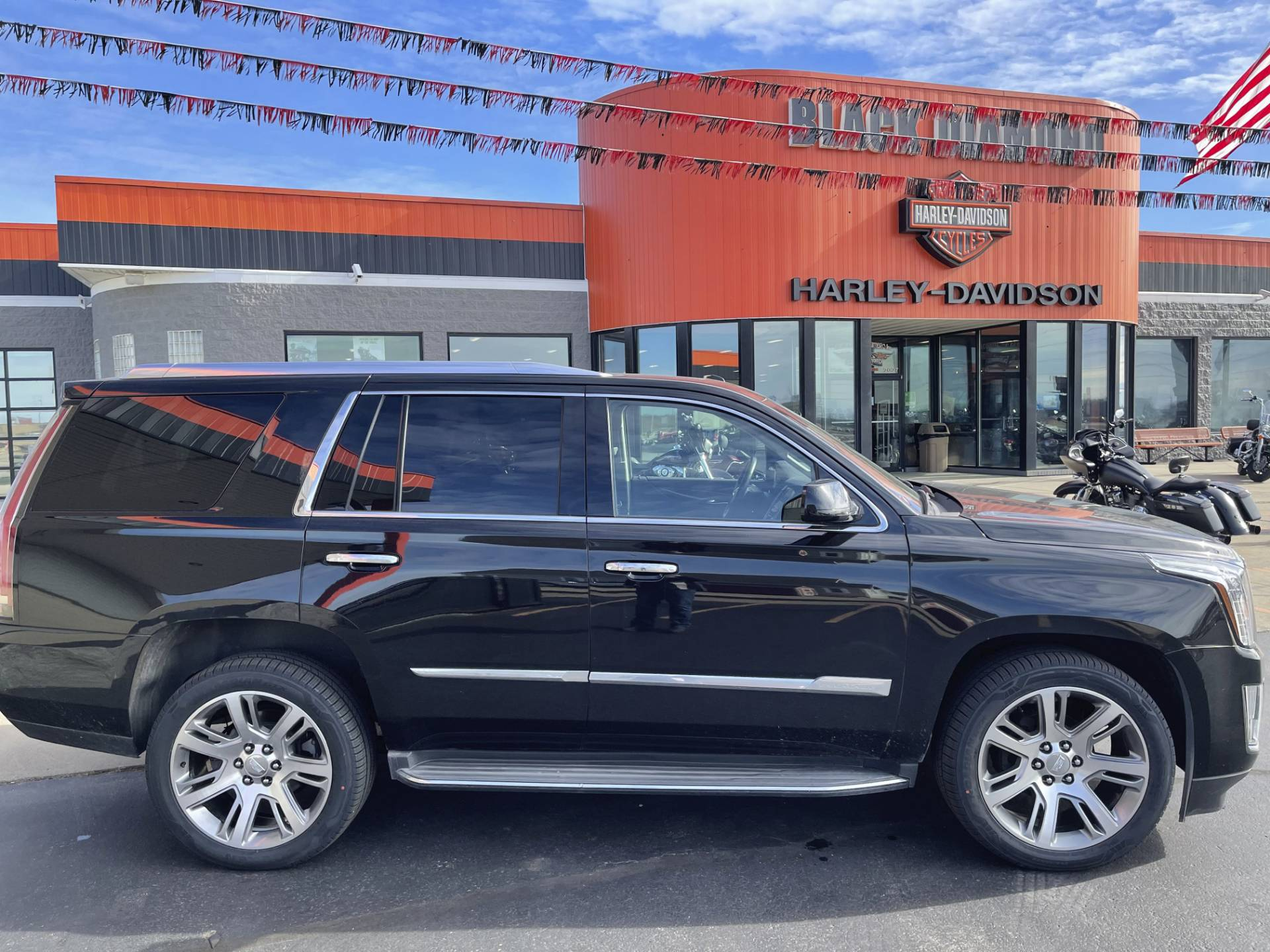 2015 Cadillac Escalade in Marion, Illinois - Photo 1