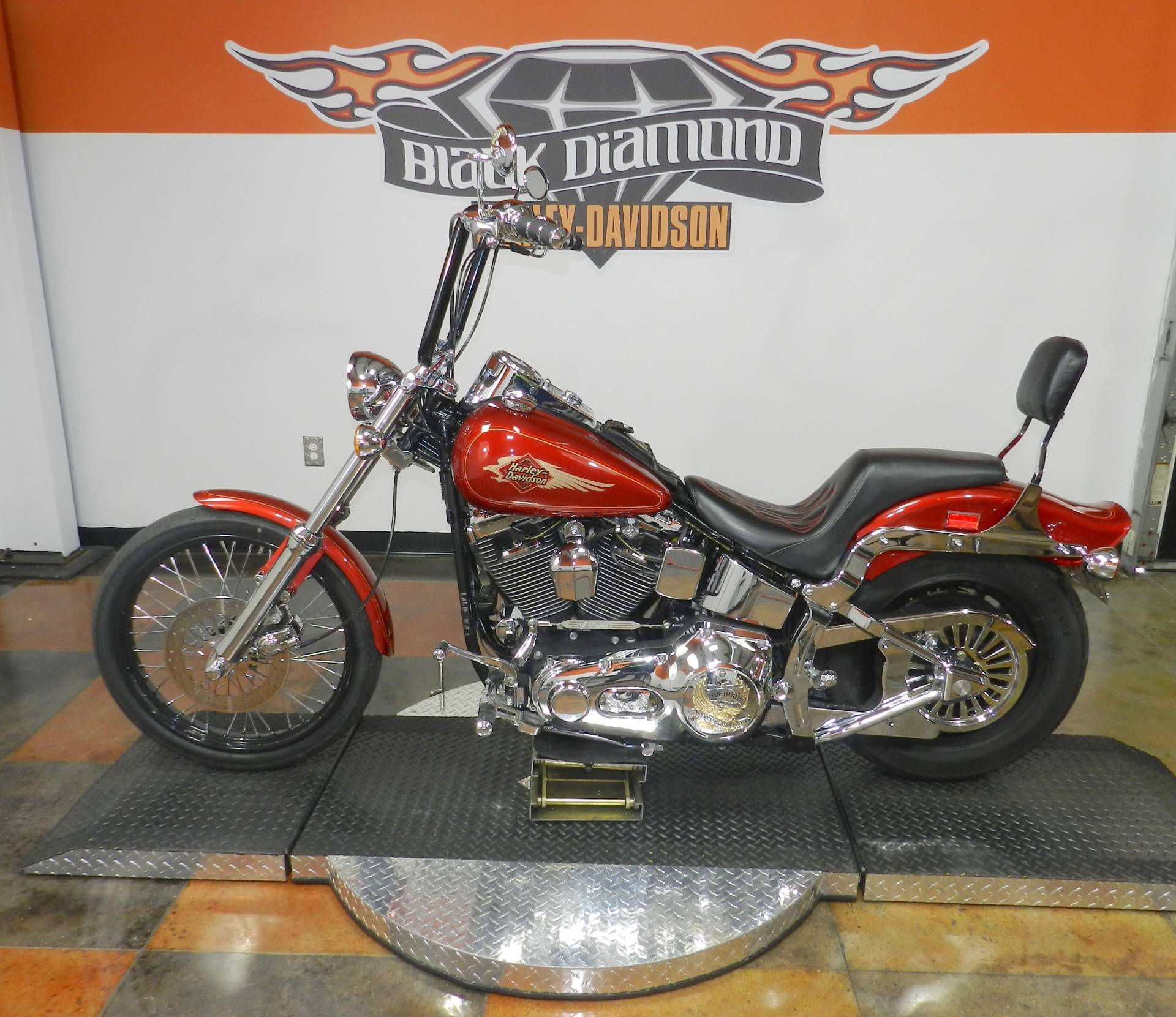 1998 Harley-Davidson FXSTC in Marion, Illinois - Photo 3