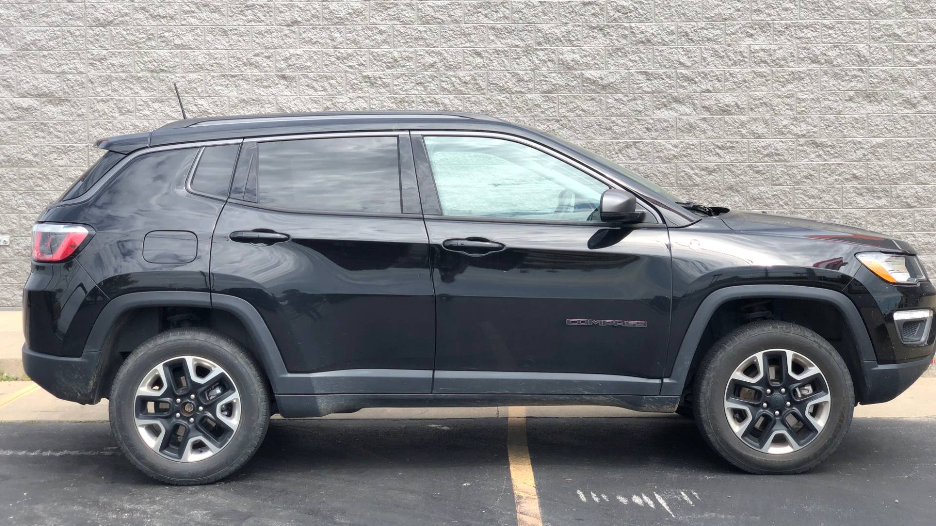 2018 Jeep Compass Trailhawk in Marion, Illinois - Photo 1
