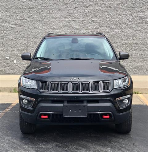 2018 Jeep Compass Trailhawk in Marion, Illinois - Photo 2