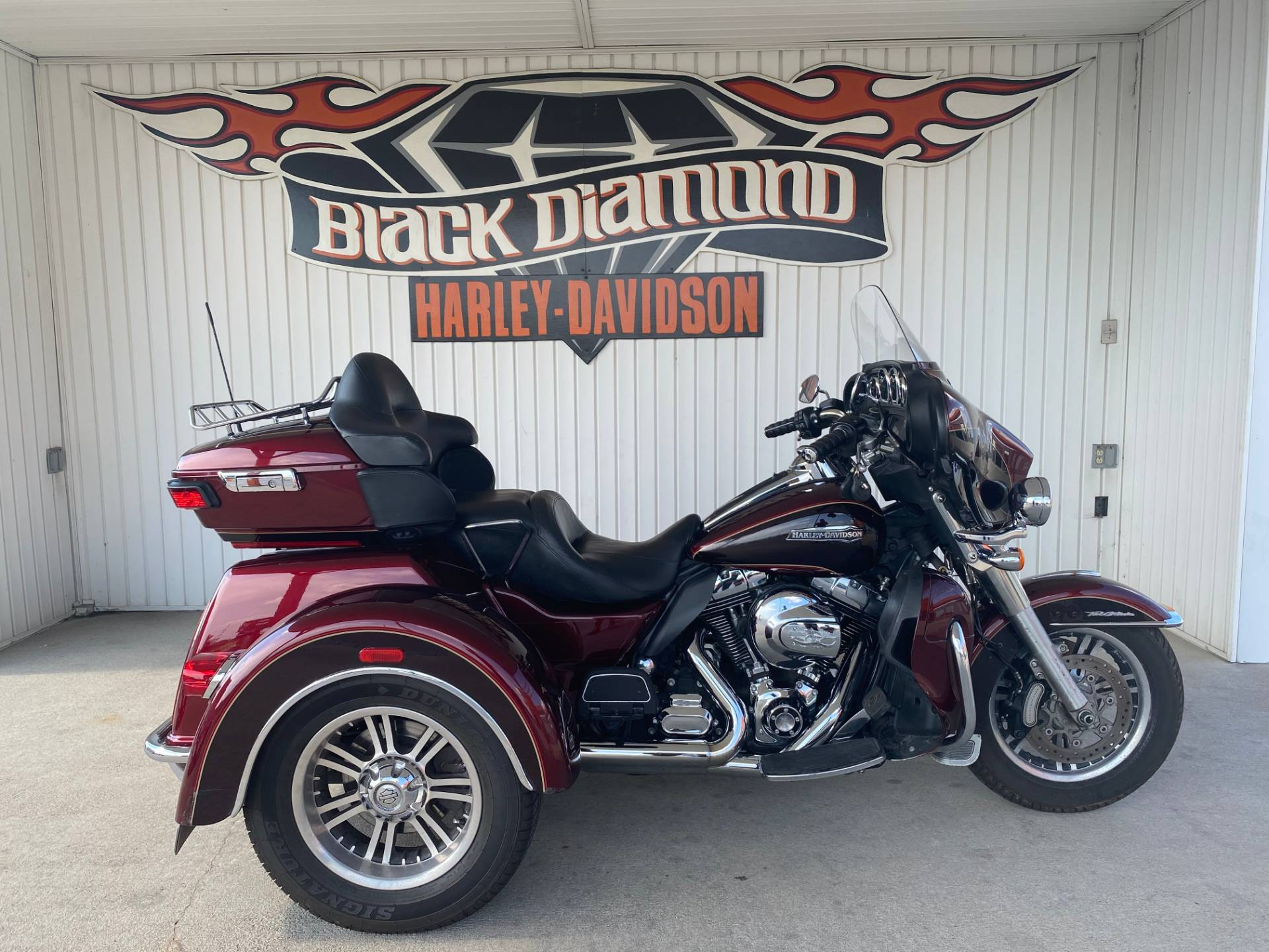 2014 Harley-Davidson Tri Glide® Ultra in Marion, Illinois - Photo 1