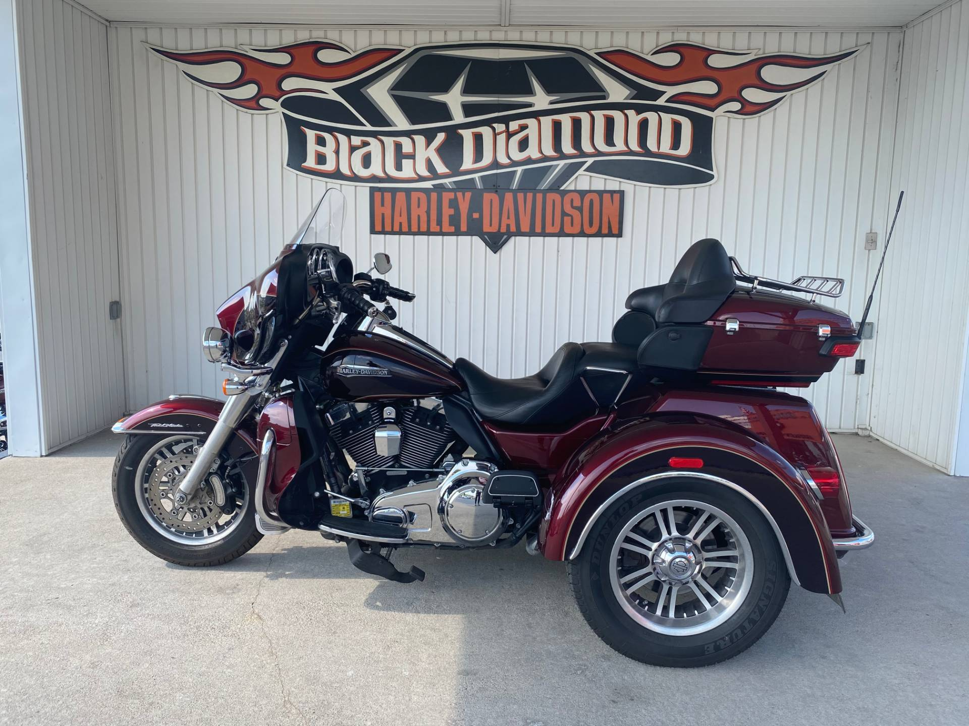 2014 Harley-Davidson Tri Glide® Ultra in Marion, Illinois - Photo 3