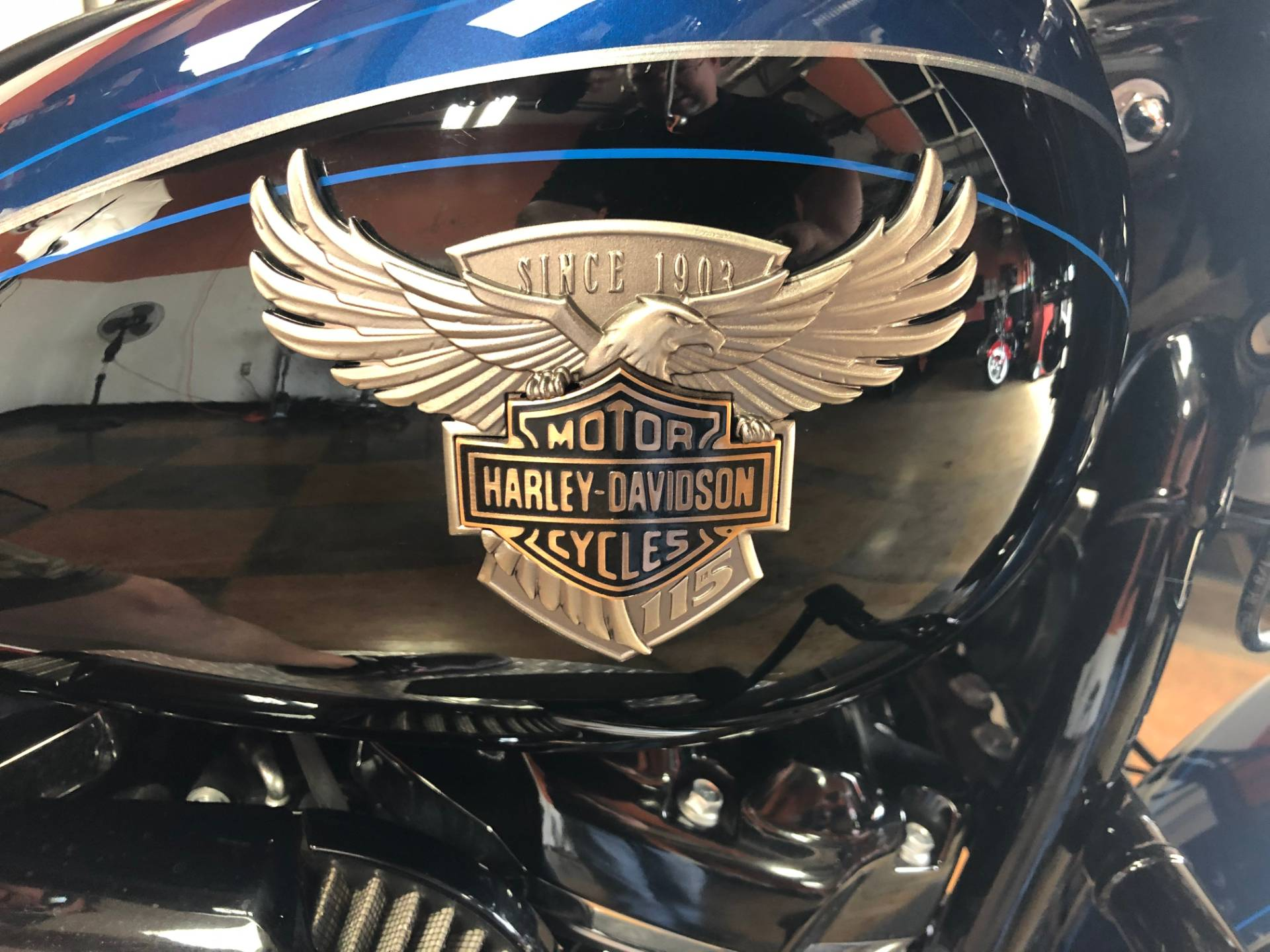 2018 Harley-Davidson Heritage Classic 114 in Marion, Illinois - Photo 9