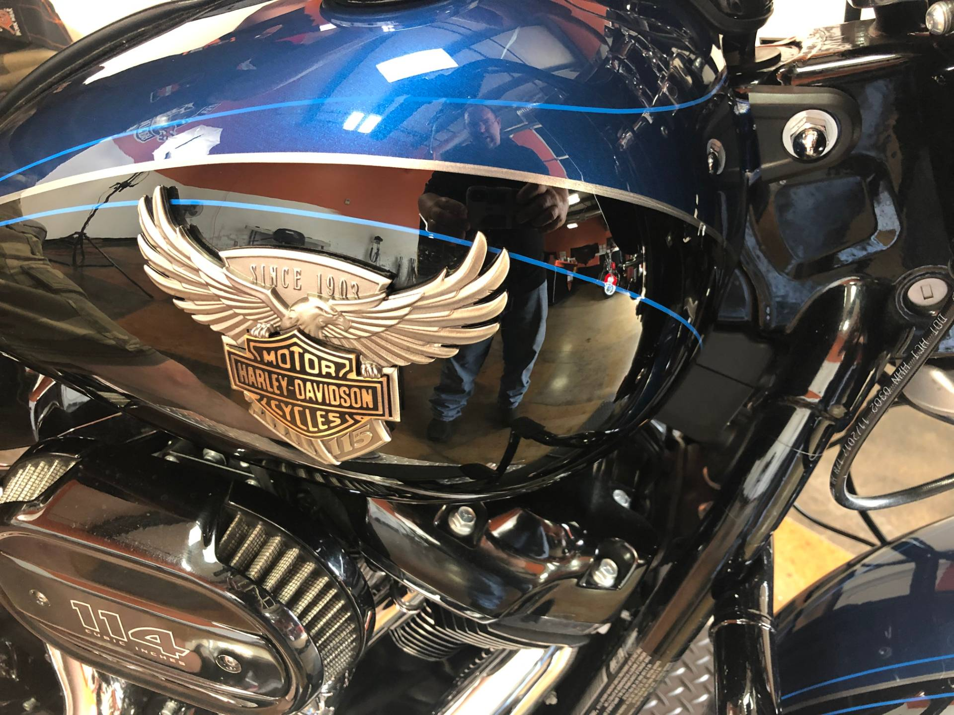 2018 Harley-Davidson Heritage Classic 114 in Marion, Illinois - Photo 2