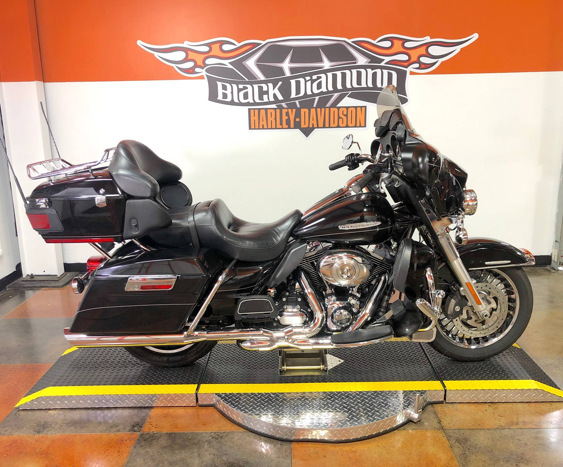 2012 Harley-Davidson Electra Glide® Ultra Limited in Marion, Illinois - Photo 1