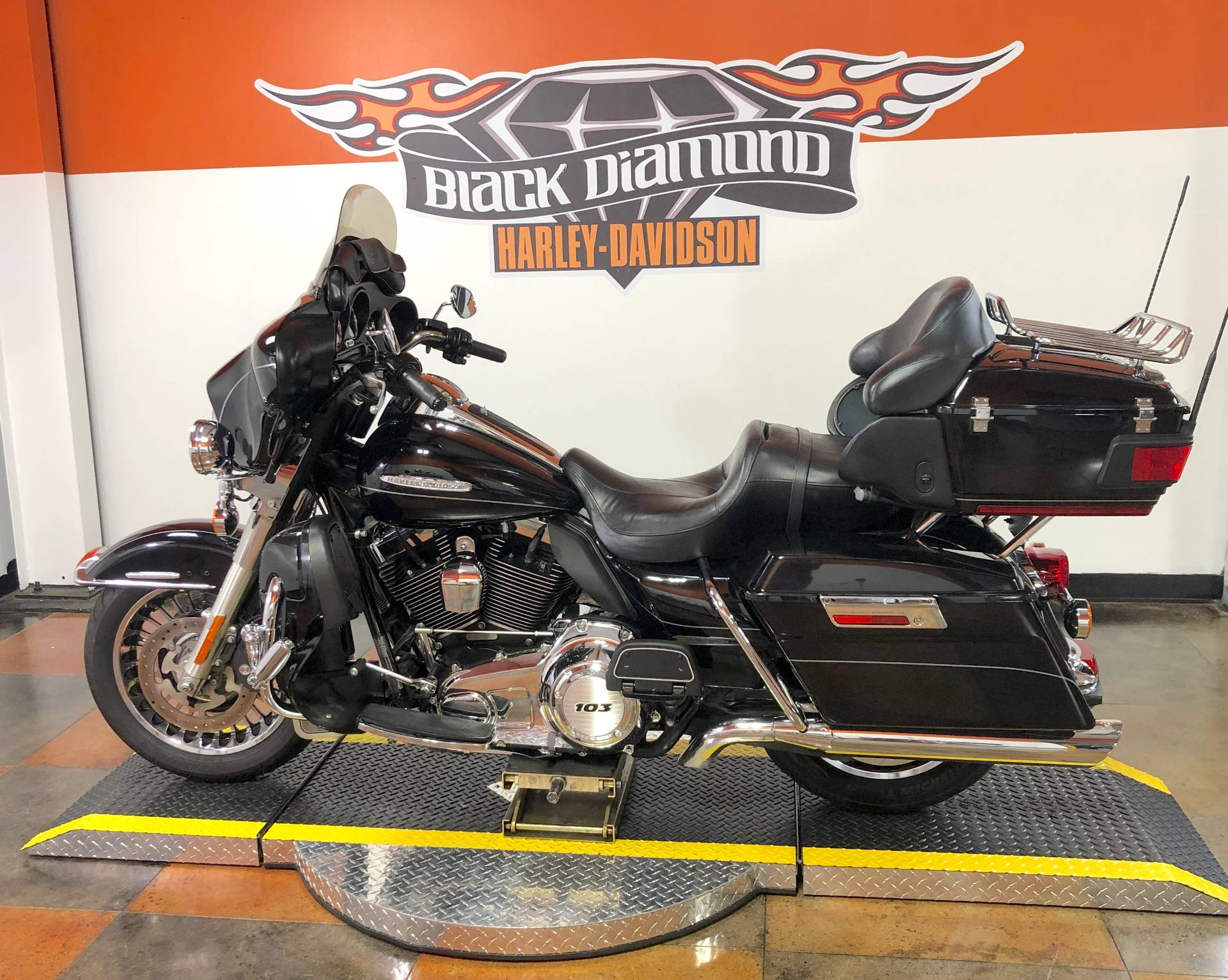 2012 Harley-Davidson Electra Glide® Ultra Limited in Marion, Illinois - Photo 3