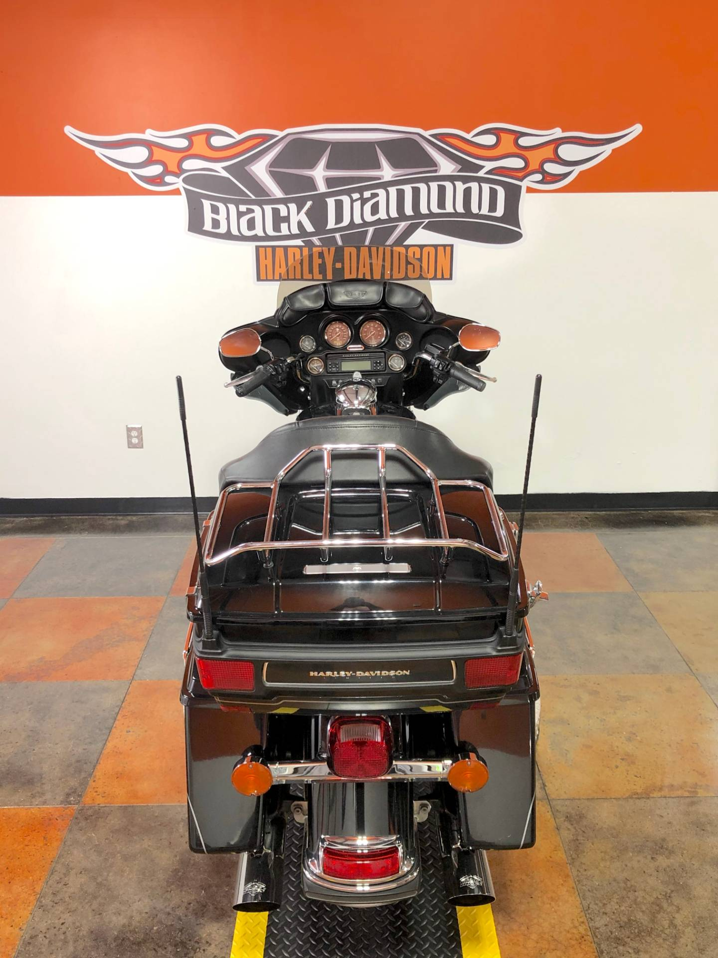 2012 Harley-Davidson Electra Glide® Ultra Limited in Marion, Illinois - Photo 4