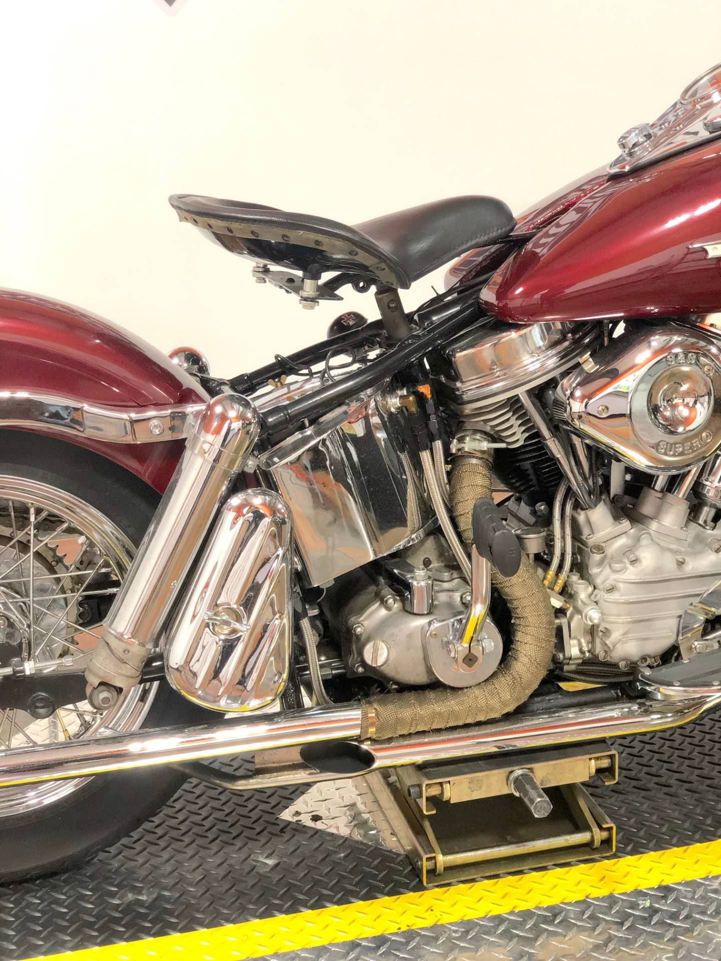 1962 Harley-Davidson FLH in Marion, Illinois - Photo 5