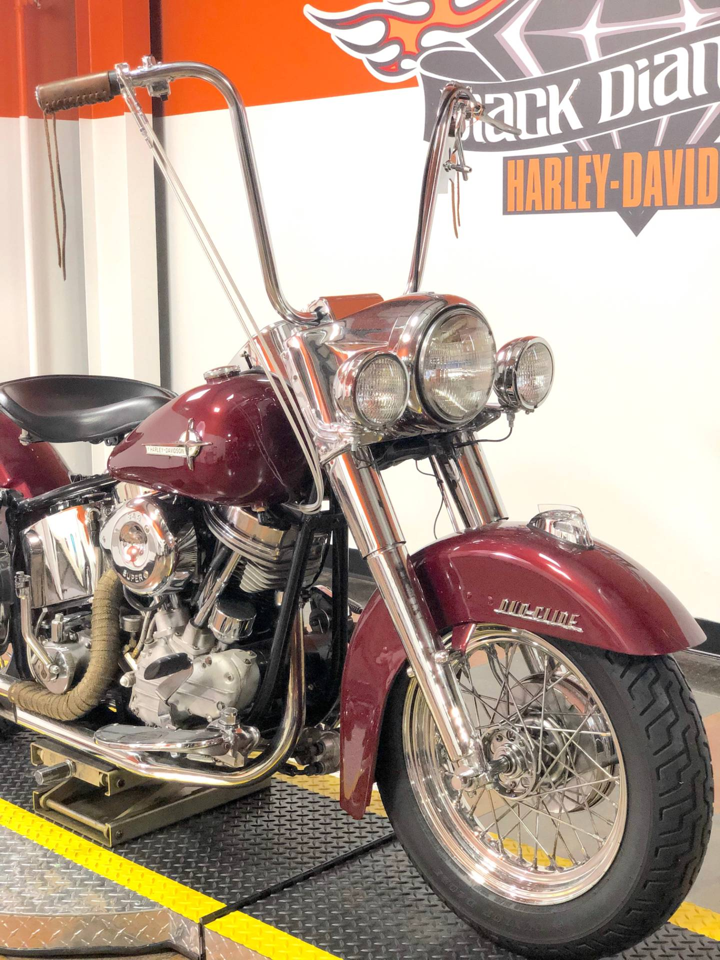 1962 Harley-Davidson FLH in Marion, Illinois - Photo 8