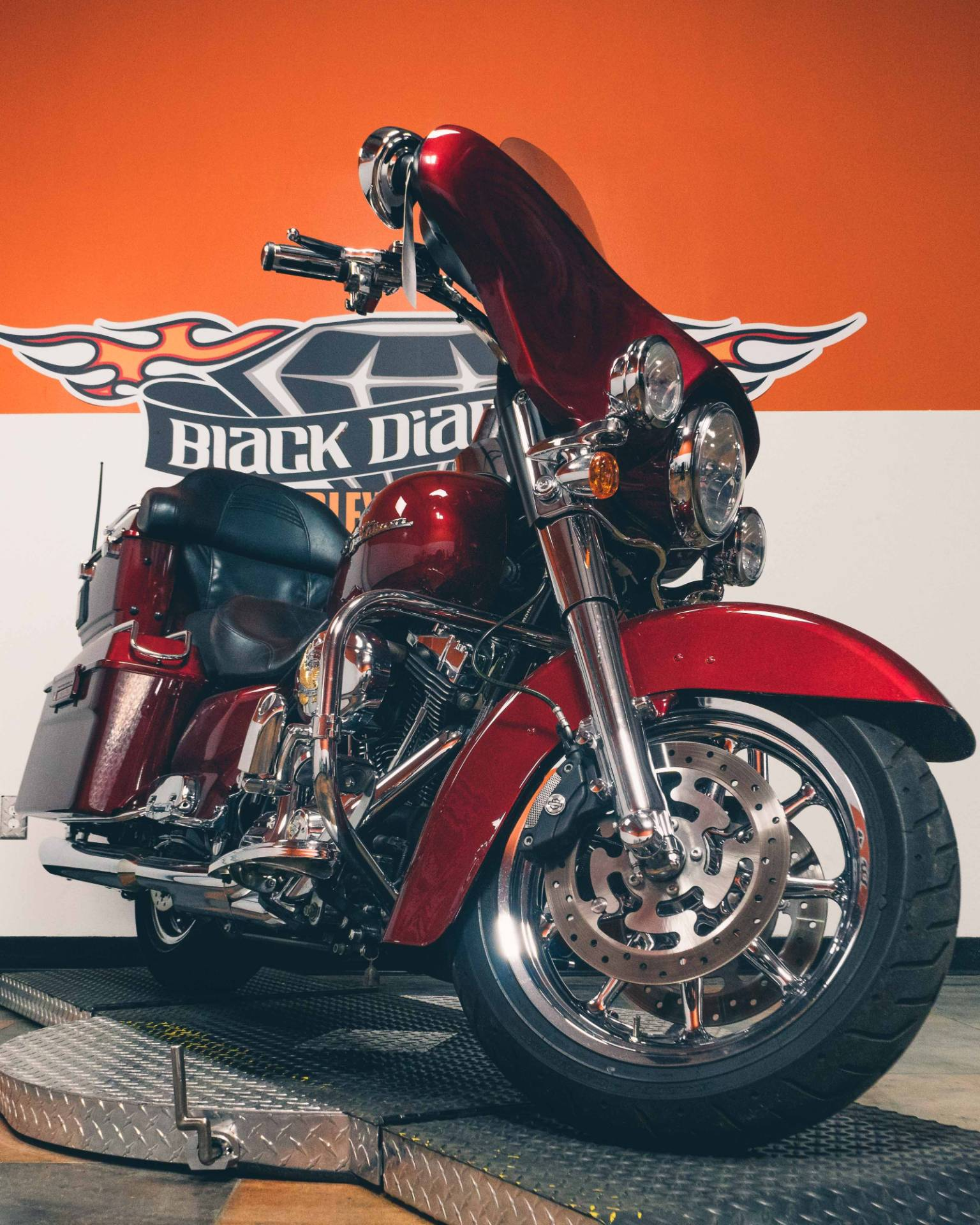 2009 Harley-Davidson Street Glide in Marion, Illinois - Photo 1