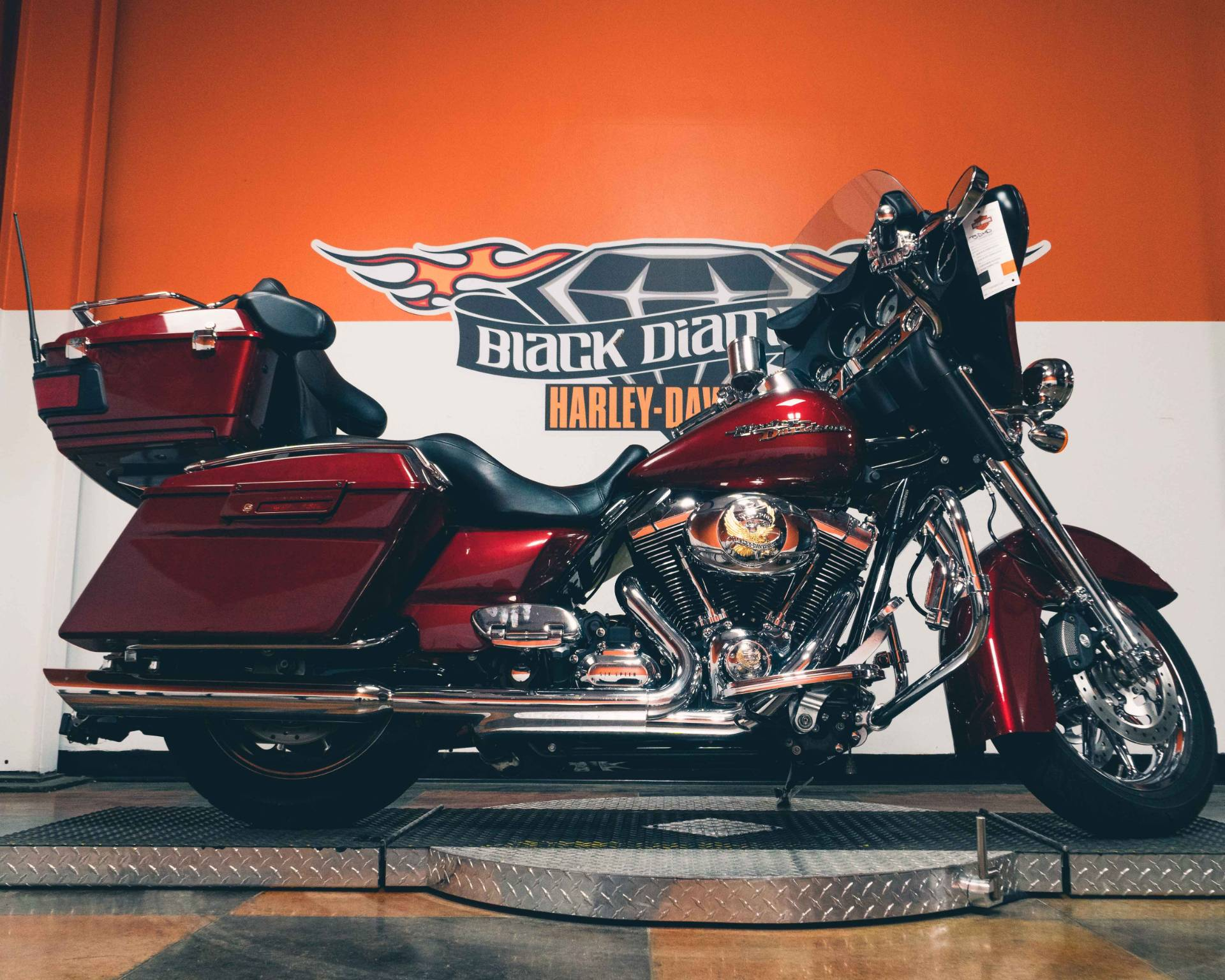 2009 Harley-Davidson Street Glide in Marion, Illinois - Photo 3