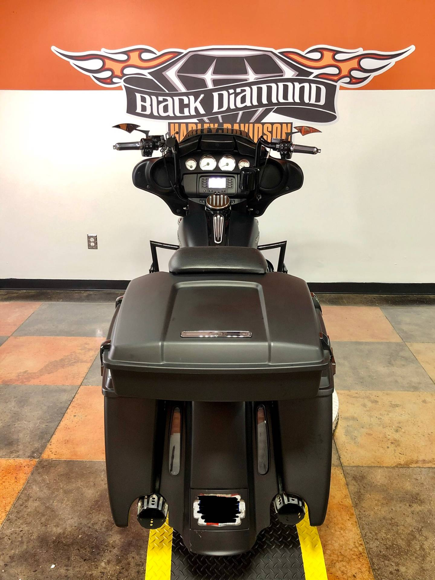 2016 Harley-Davidson Street Glide® in Marion, Illinois - Photo 4