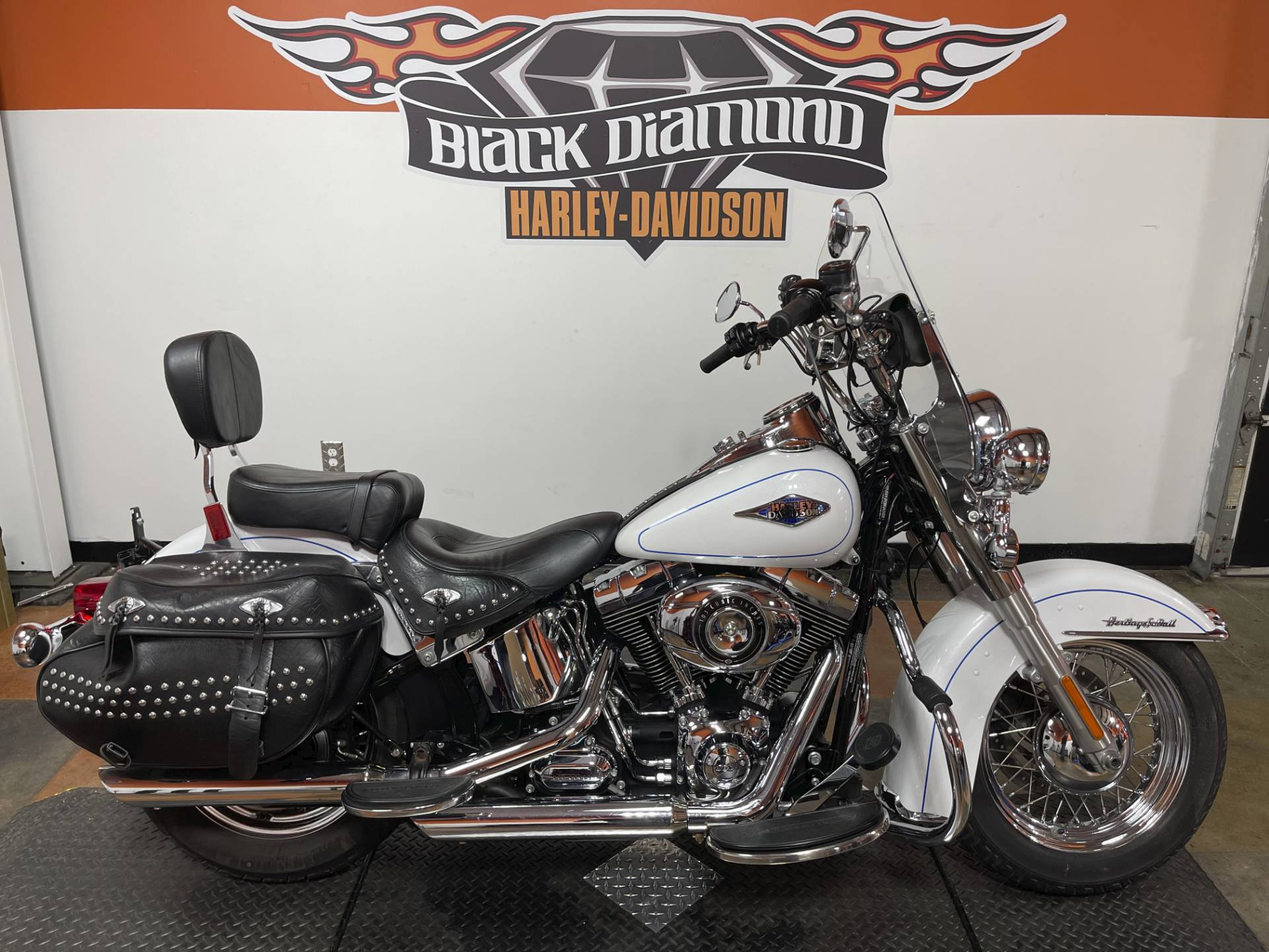 2012 Harley-Davidson Heritage Softail® Classic in Marion, Illinois - Photo 1