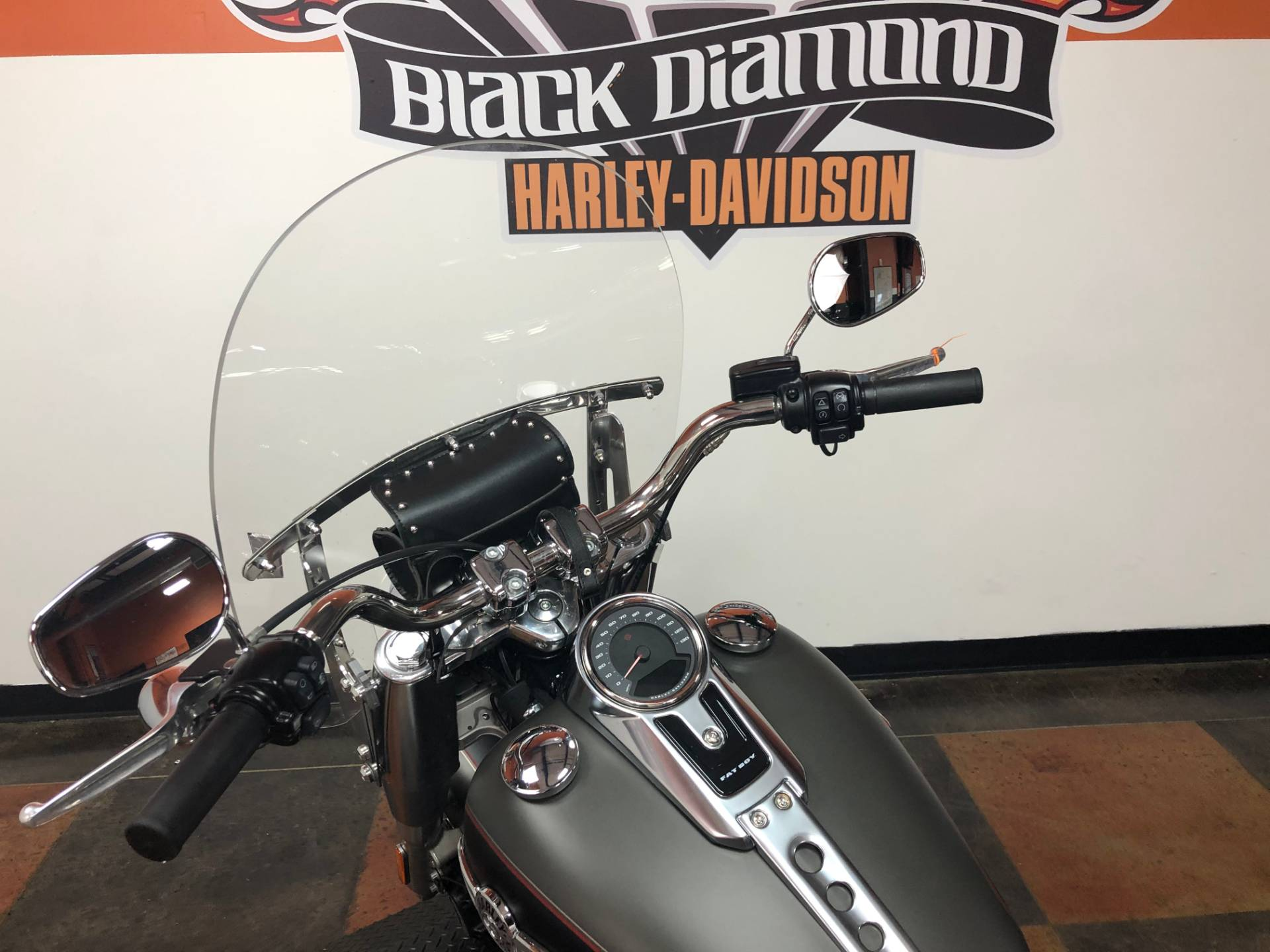 2019 Harley-Davidson Fat Boy® 107 in Marion, Illinois - Photo 10