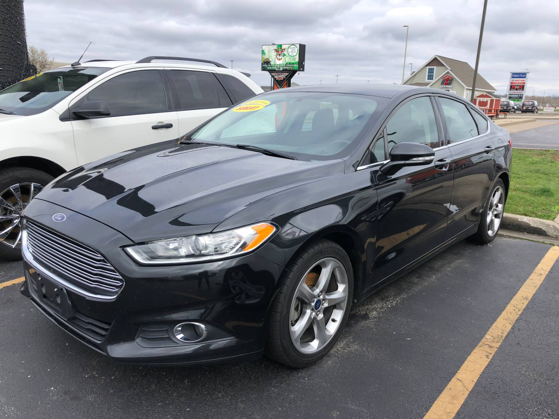 2014 Ford Fusion in Marion, Illinois - Photo 1