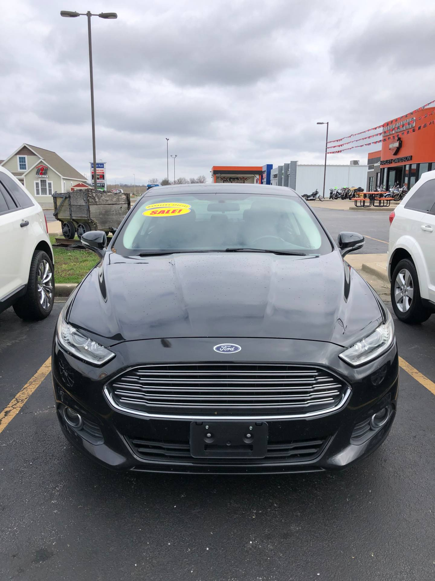 2014 Ford Fusion in Marion, Illinois - Photo 2