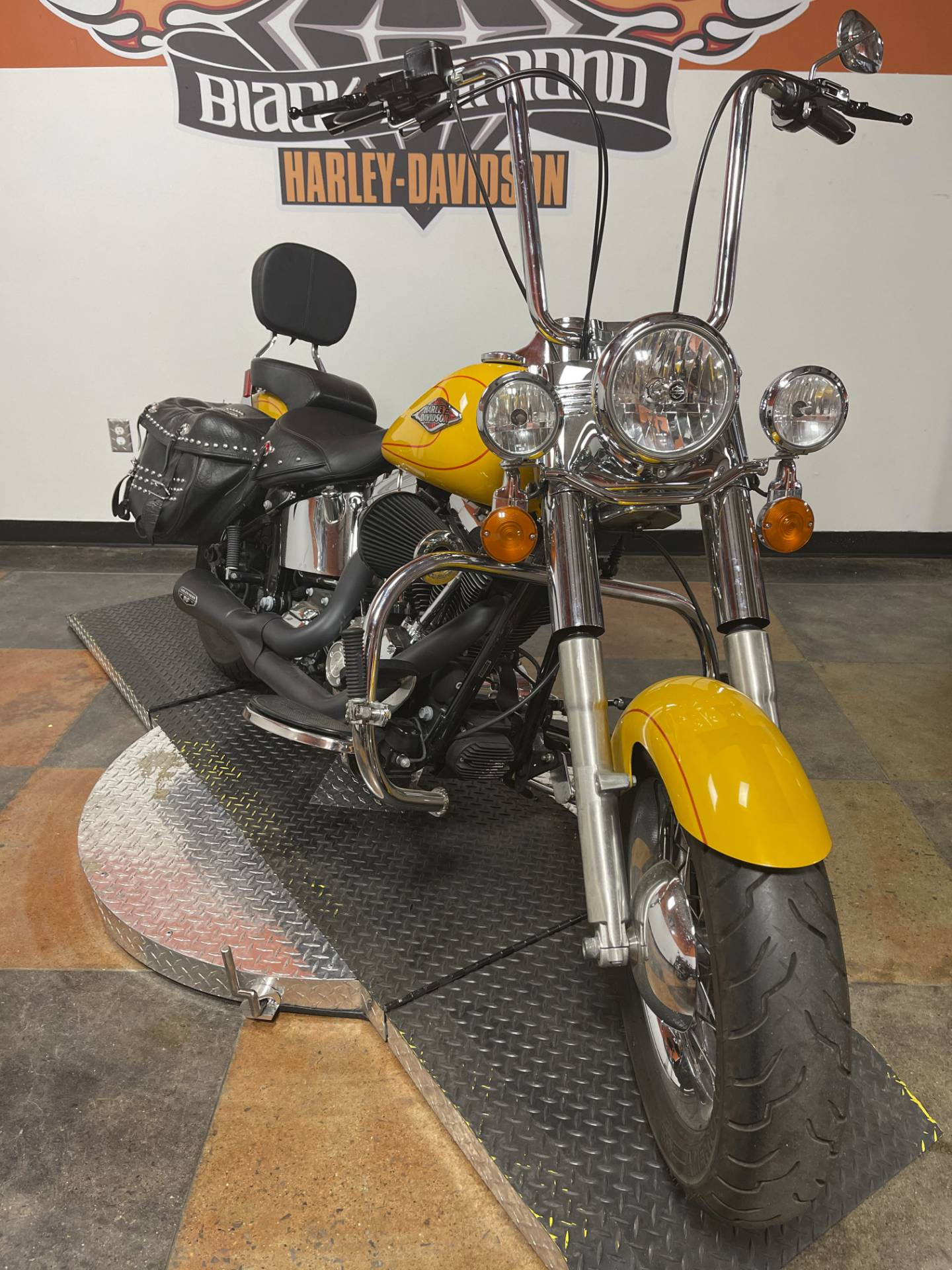 2011 Harley-Davidson Heritage Softail® Classic in Marion, Illinois - Photo 15