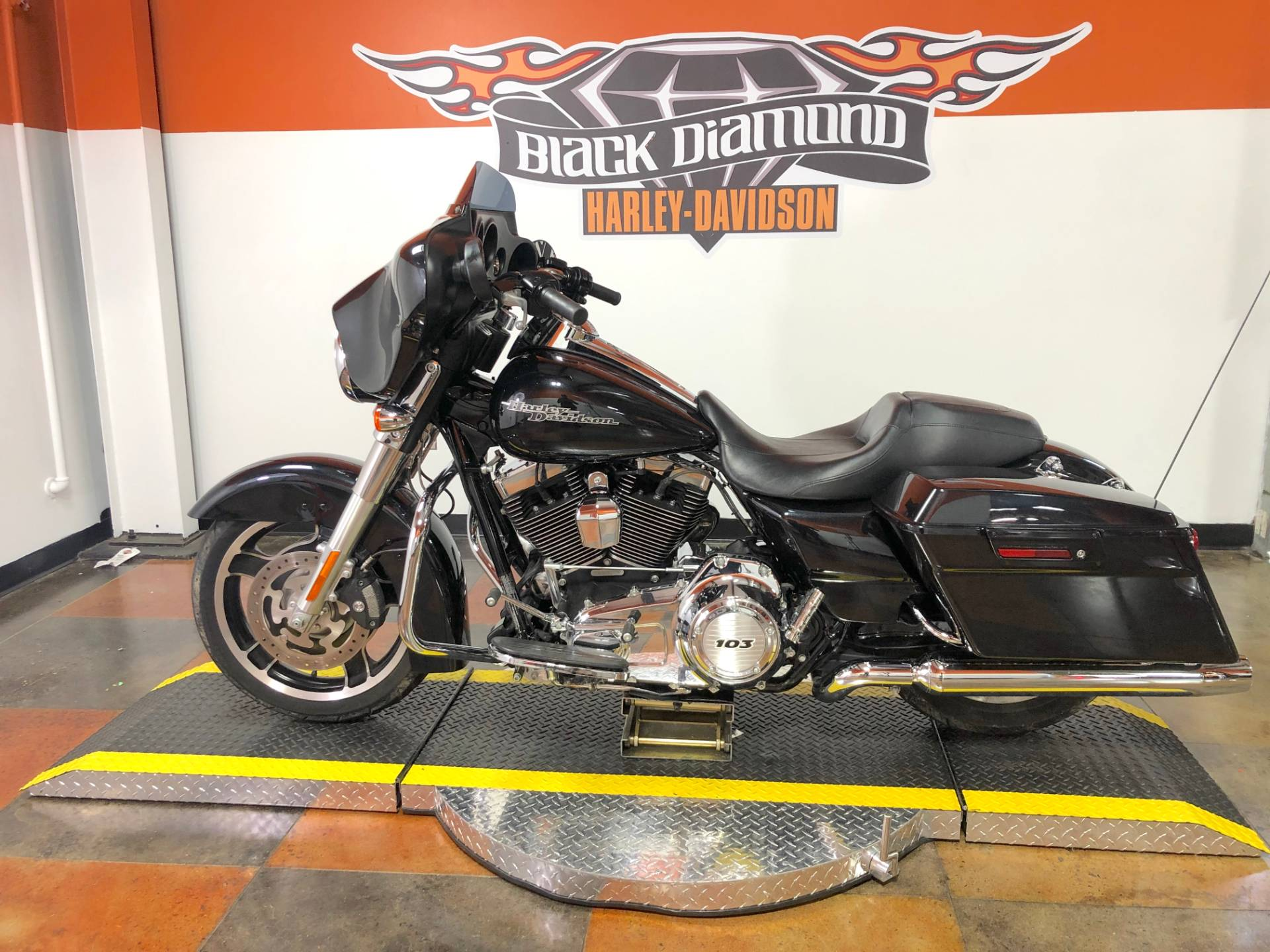 2013 Harley-Davidson Street Glide® in Marion, Illinois - Photo 3