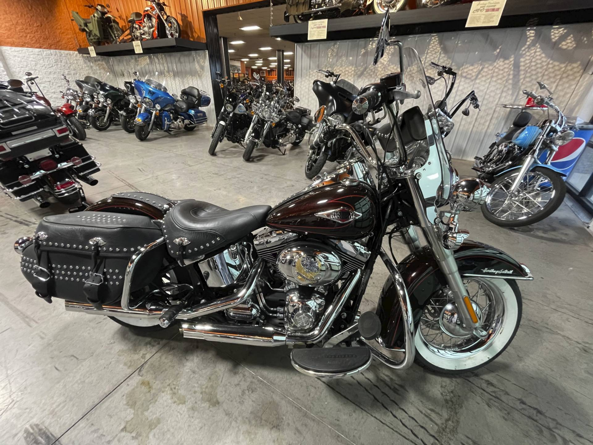2011 Harley-Davidson Heritage Softail® Classic in Marion, Illinois - Photo 1