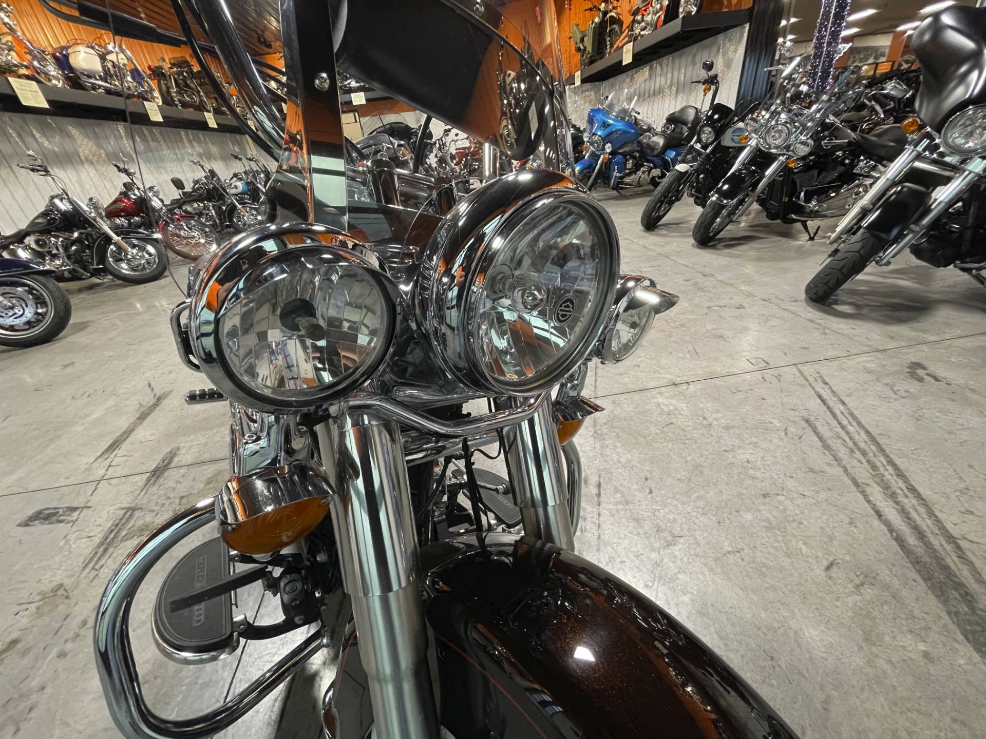 2011 Harley-Davidson Heritage Softail® Classic in Marion, Illinois - Photo 4