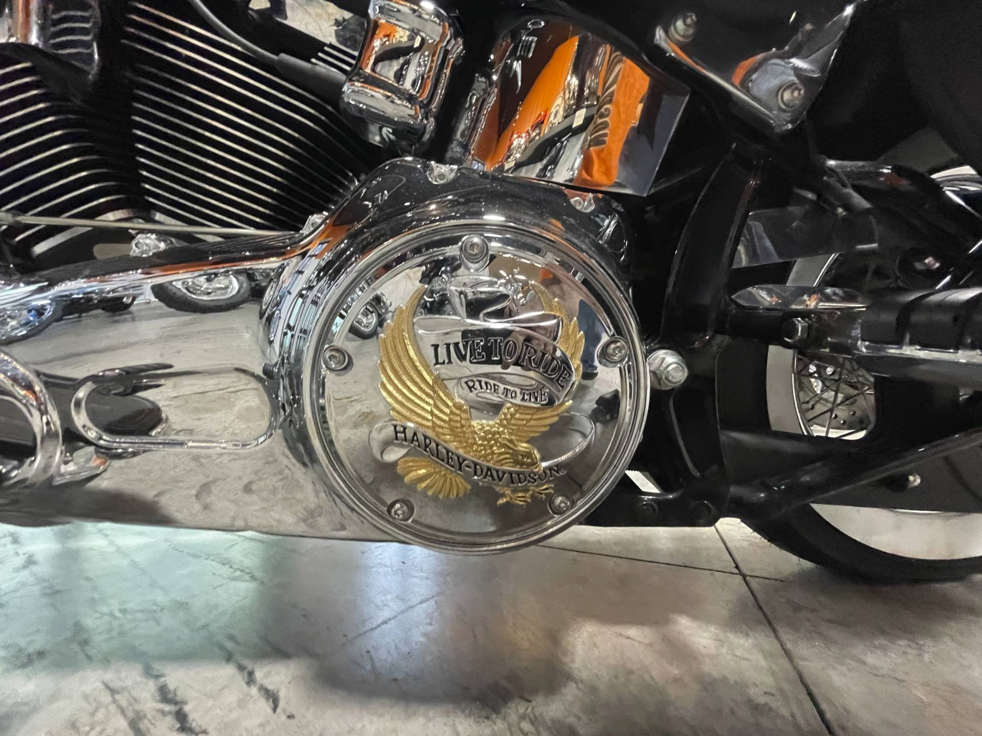 2011 Harley-Davidson Heritage Softail® Classic in Marion, Illinois - Photo 8