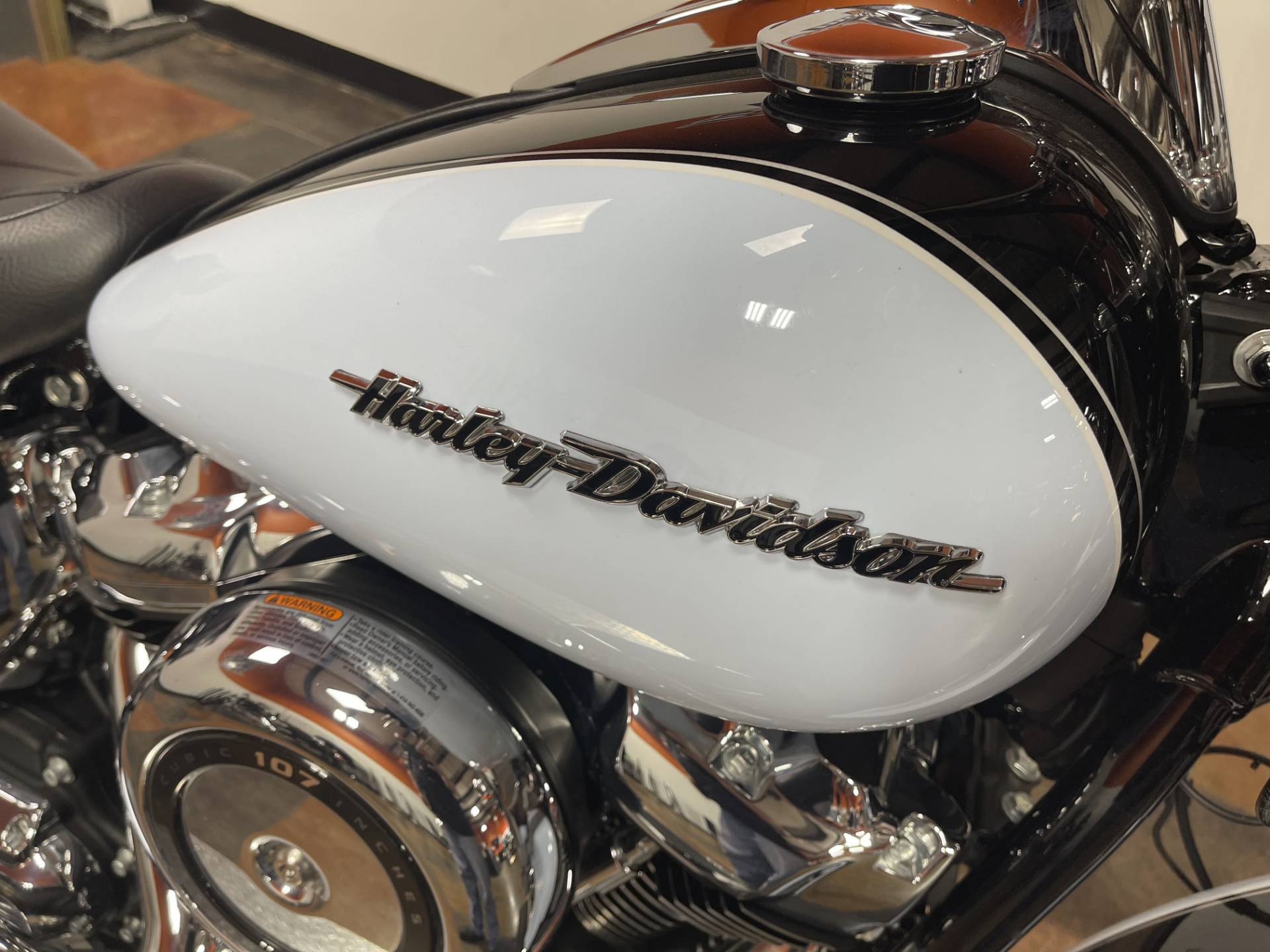 2018 Harley-Davidson Softail® Deluxe 107 in Marion, Illinois - Photo 2