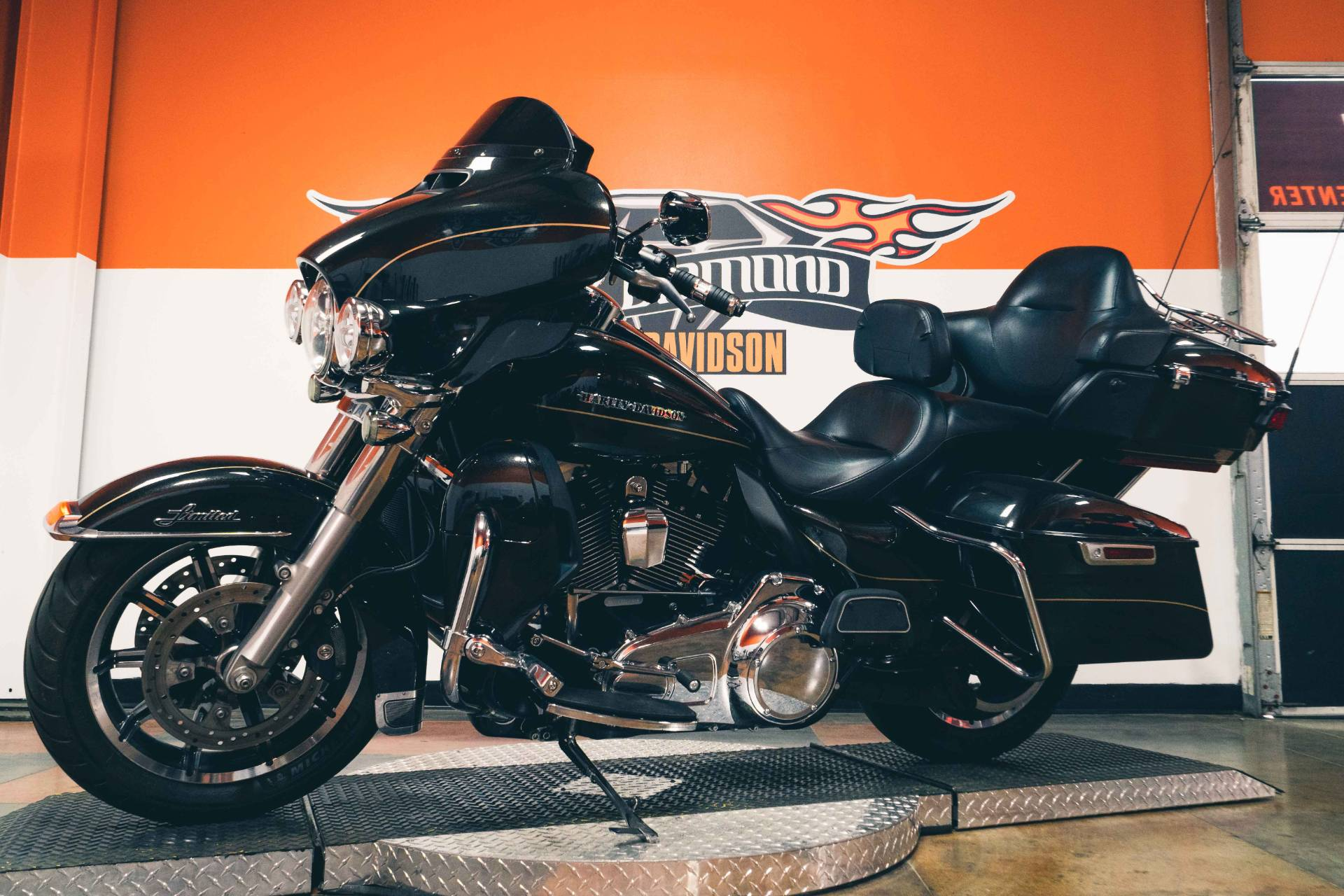2016 Harley-Davidson ULTRA LIMITED in Marion, Illinois - Photo 3