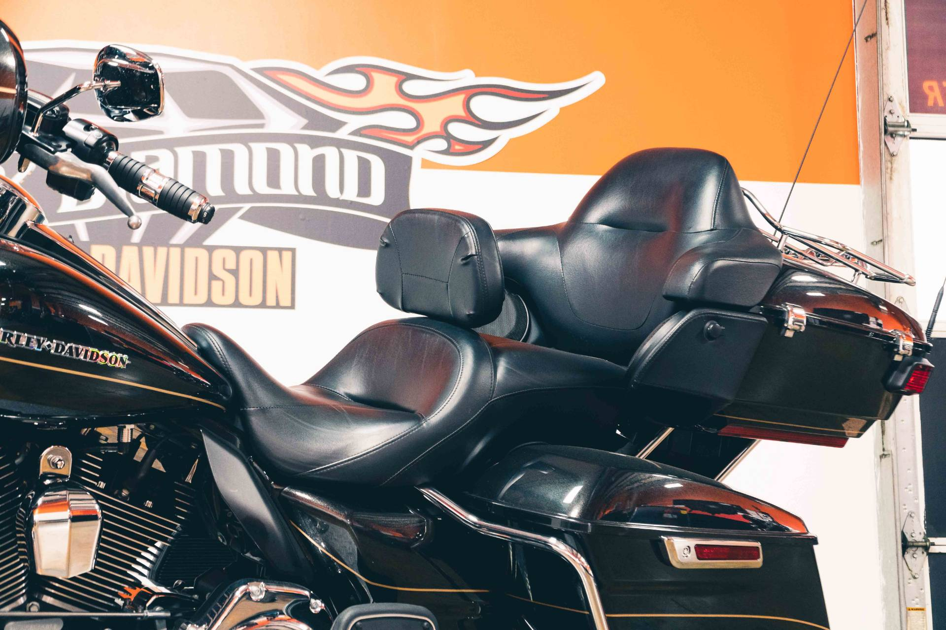 2016 Harley-Davidson ULTRA LIMITED in Marion, Illinois - Photo 5