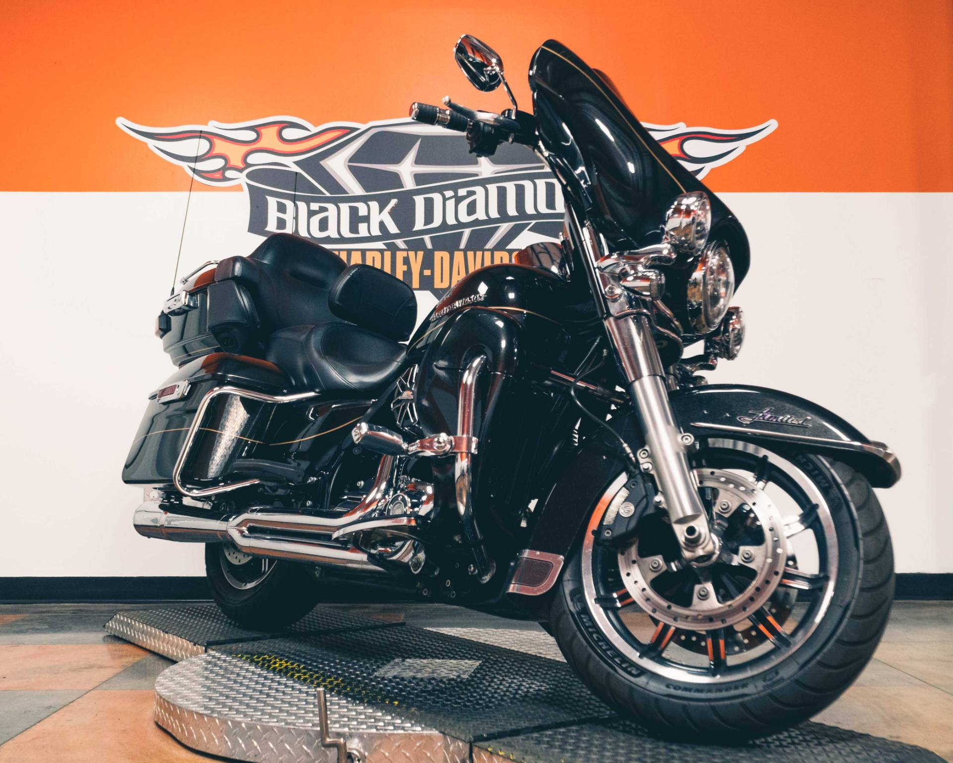 2016 Harley-Davidson ULTRA LIMITED in Marion, Illinois - Photo 13