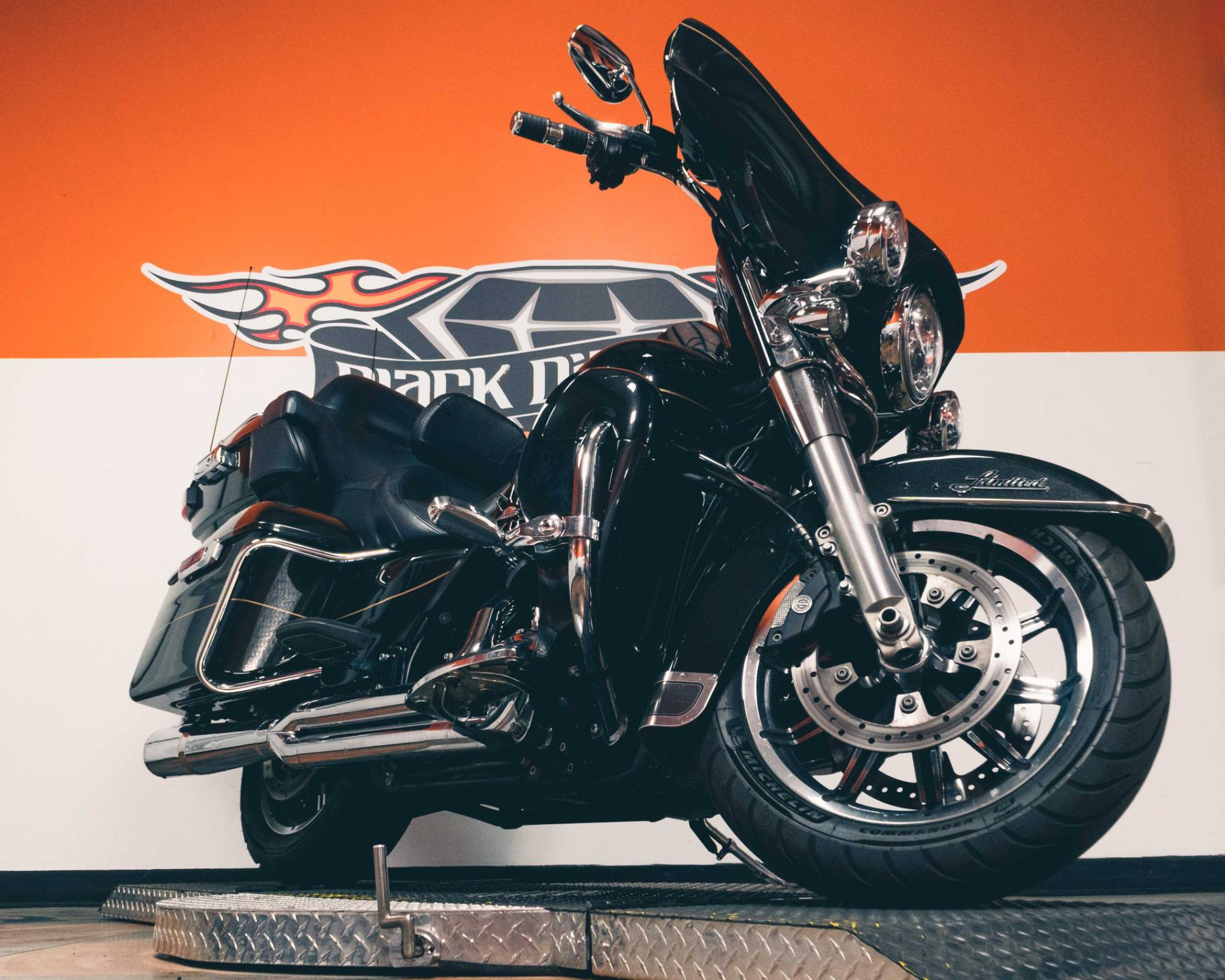 2016 Harley-Davidson ULTRA LIMITED in Marion, Illinois - Photo 1