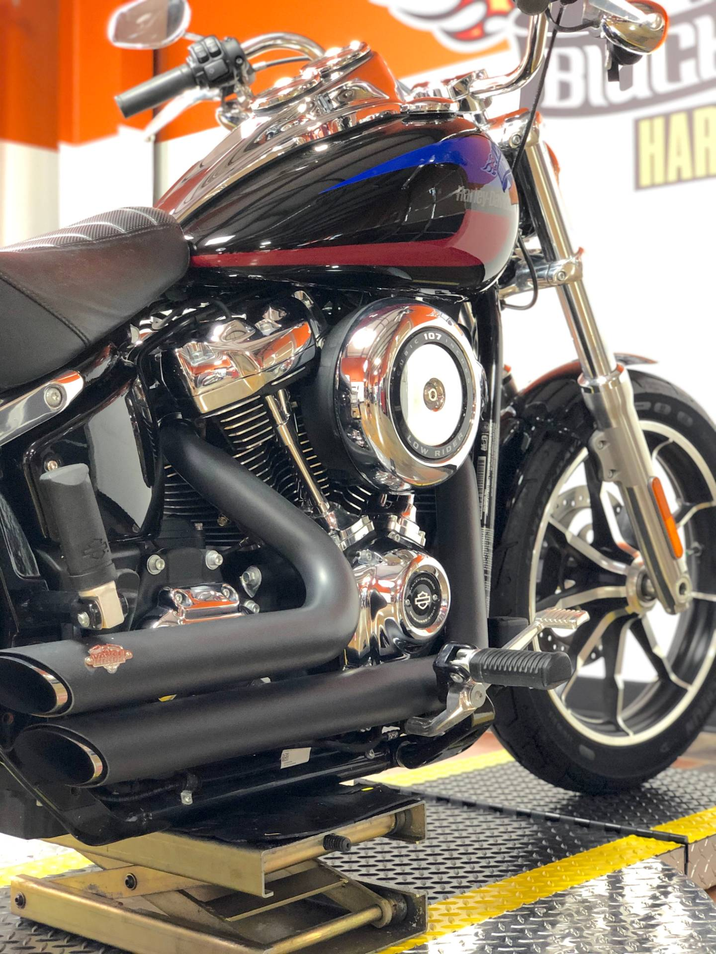 2018 Harley-Davidson Low Rider® 107 in Marion, Illinois - Photo 5