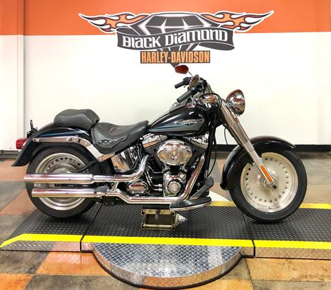 2009 Harley-Davidson Softail® Fat Boy® in Marion, Illinois - Photo 1