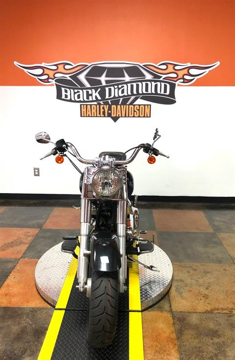 2009 Harley-Davidson Softail® Fat Boy® in Marion, Illinois - Photo 2