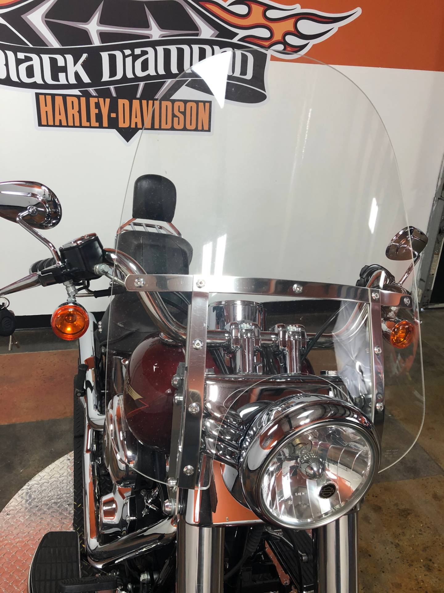 2009 Harley-Davidson Softail® Fat Boy® in Marion, Illinois - Photo 5