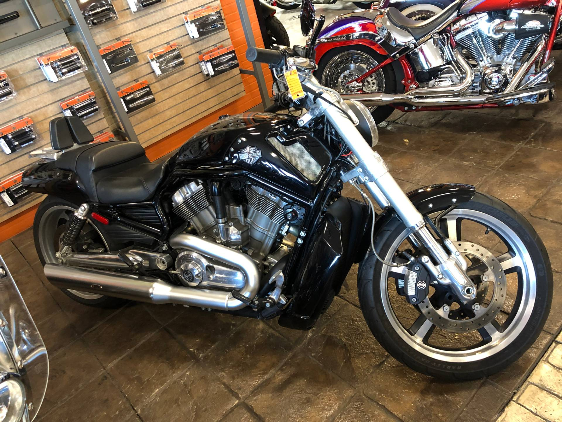 Used 2015 Harley Davidson V Rod Muscle Motorcycles In Marion Il