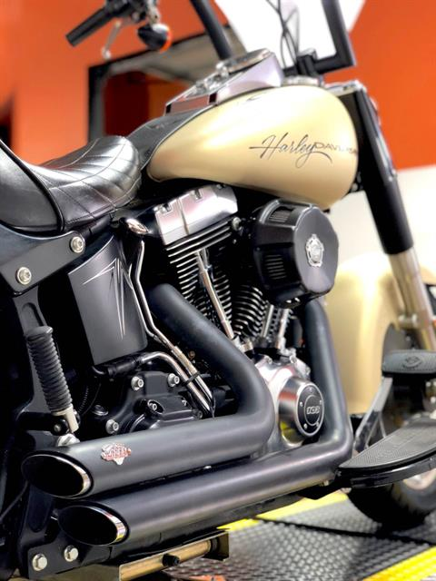 2014 Harley-Davidson Fat Boy® Lo in Marion, Illinois - Photo 7