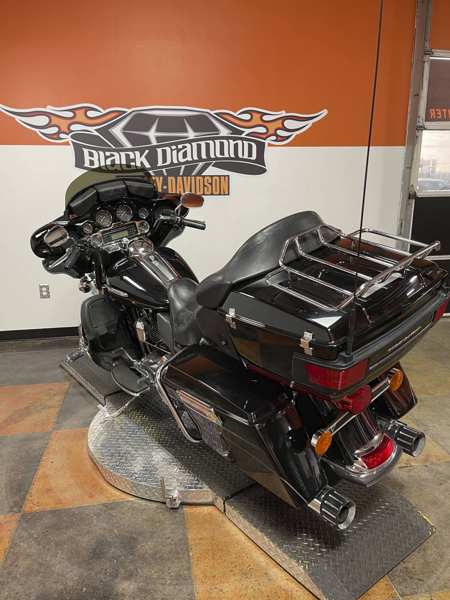 2011 Harley-Davidson Electra Glide® Ultra Limited in Marion, Illinois - Photo 13